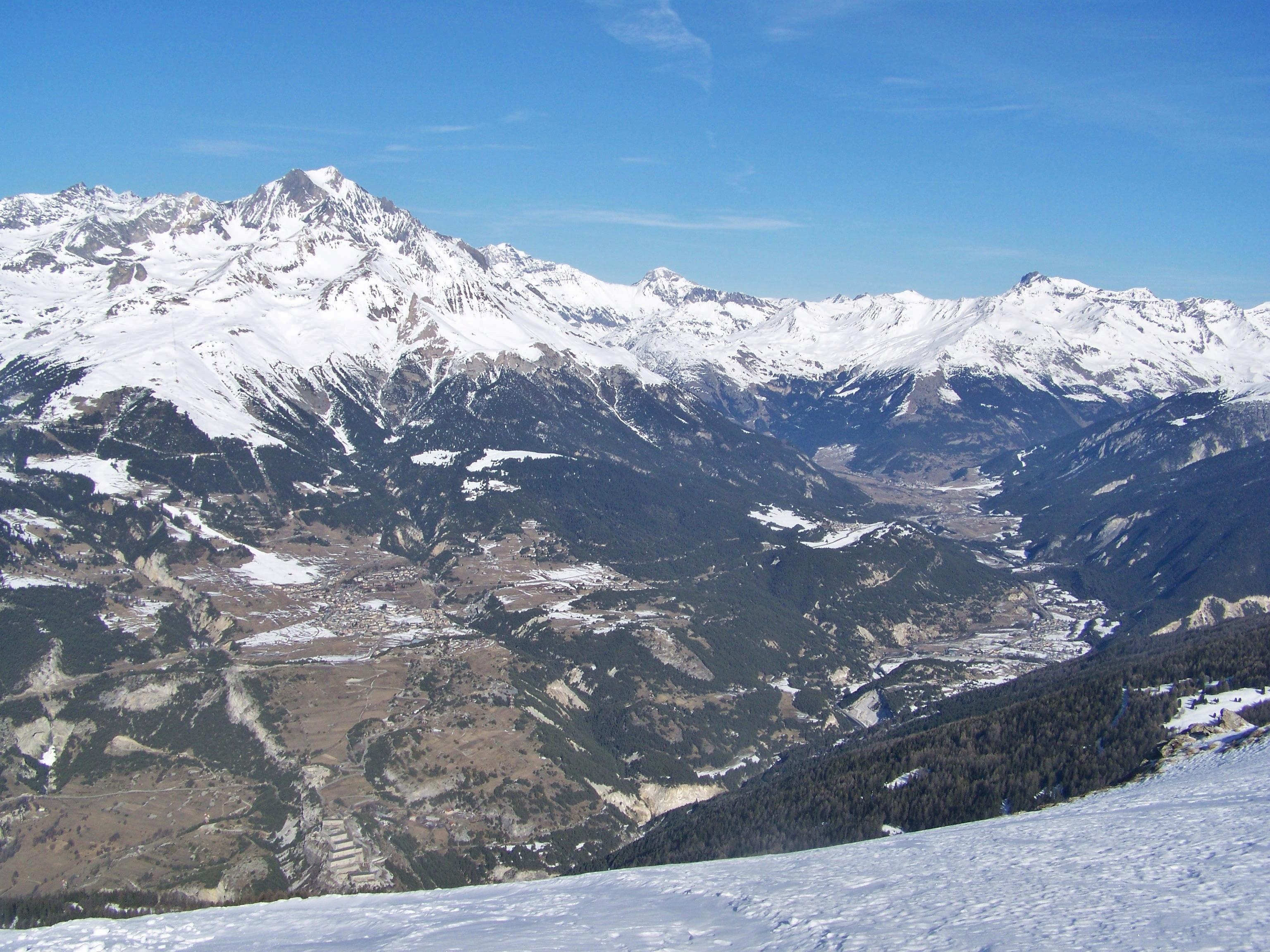 Maurienne for Haute maurienne