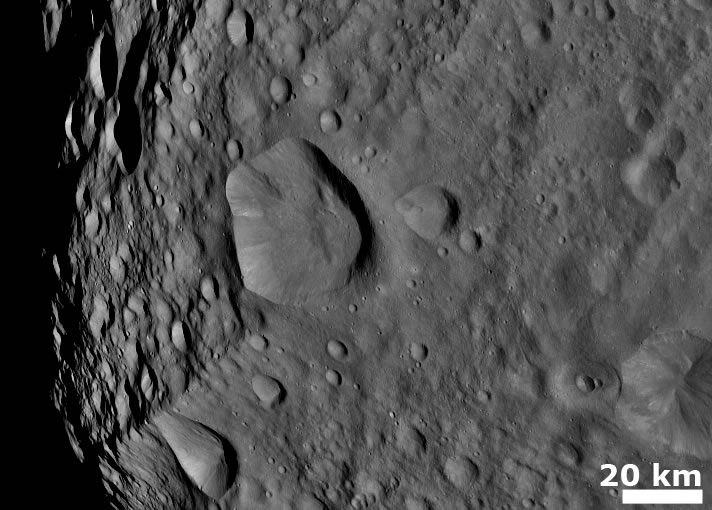 Vesta Cratered terrain with hills and ridges.jpg