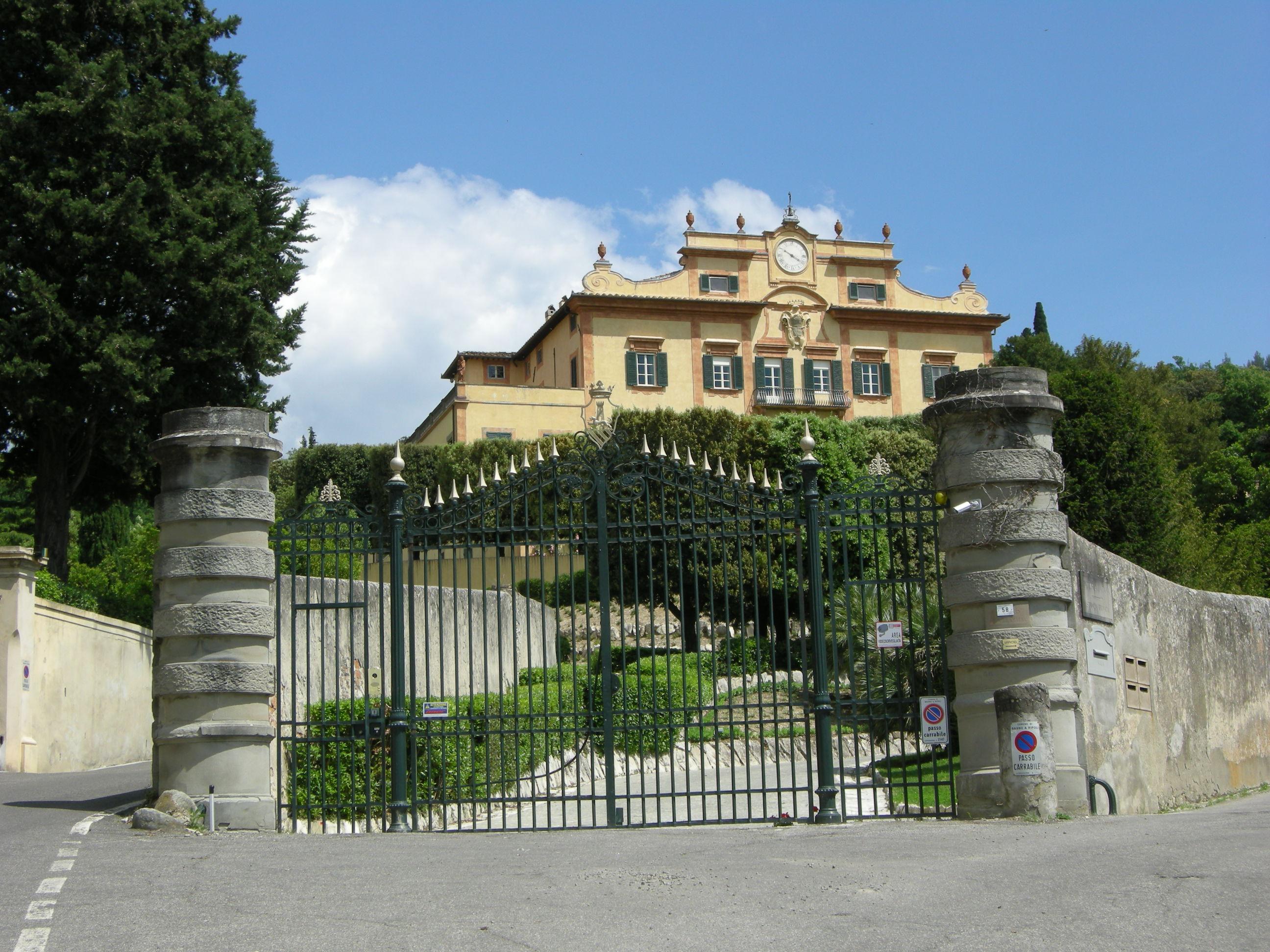 File villa la tana candeli firenze jpg wikimedia commons for Villas firenze