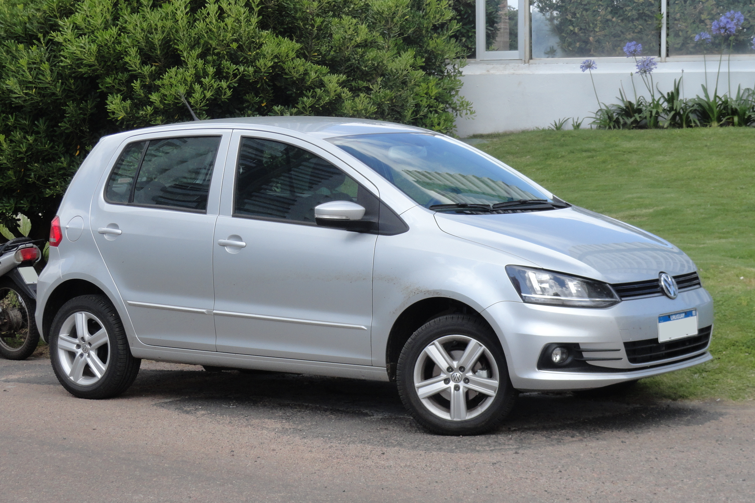 file volkswagen fox 2015 in punta del este 01 jpg. Black Bedroom Furniture Sets. Home Design Ideas