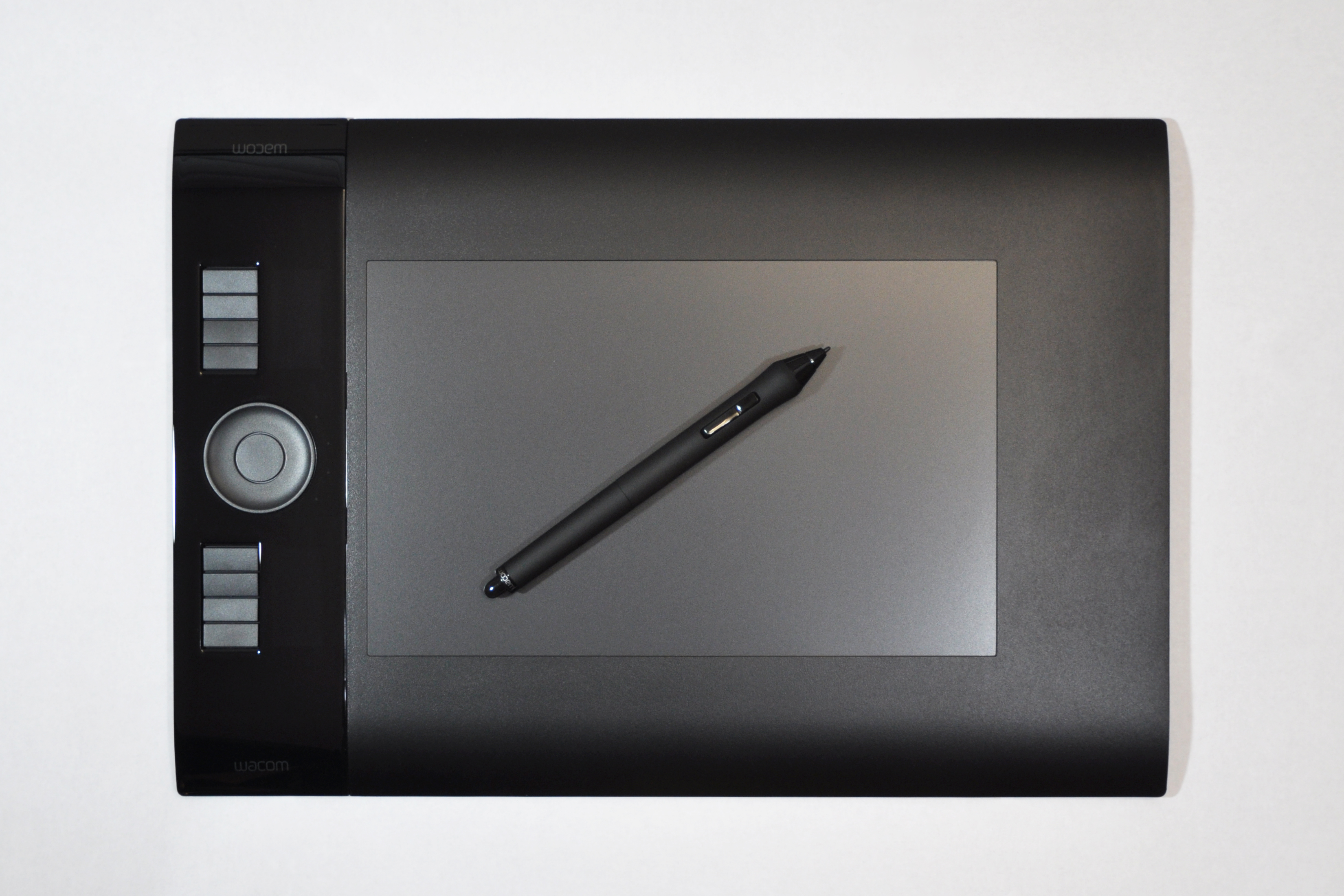 Description wacom intuos4 pen tablet