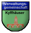 Coat of arms of the administrative community Kyffhäuser