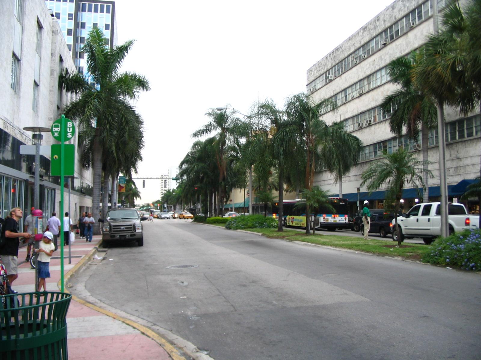 Washington Ave Miami Beach Fl