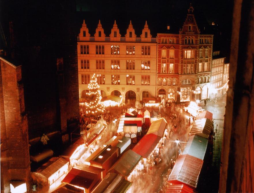 Hannover Weihnachtsmarkt.Weihnachtsmarkt Hannover Wikipedia