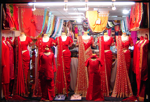 Bombay Saree Shopping Centre