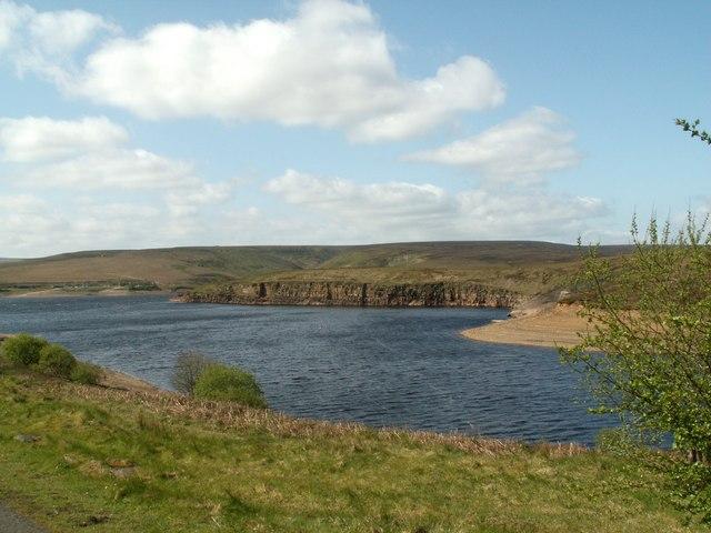 Winscar Reservoir - geograph.org.uk - 1291277