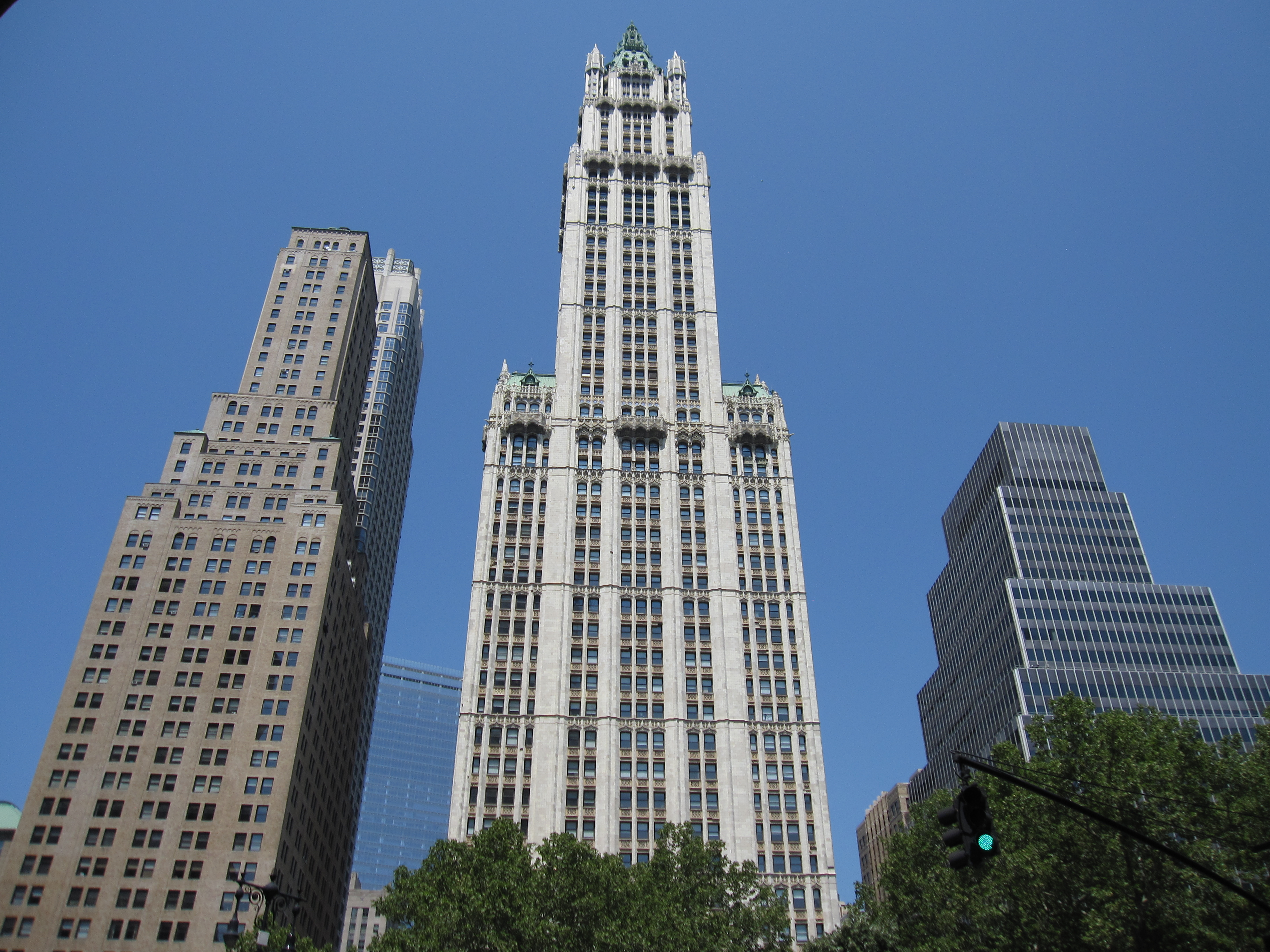 New York Building Ann Ef Bf Bdes