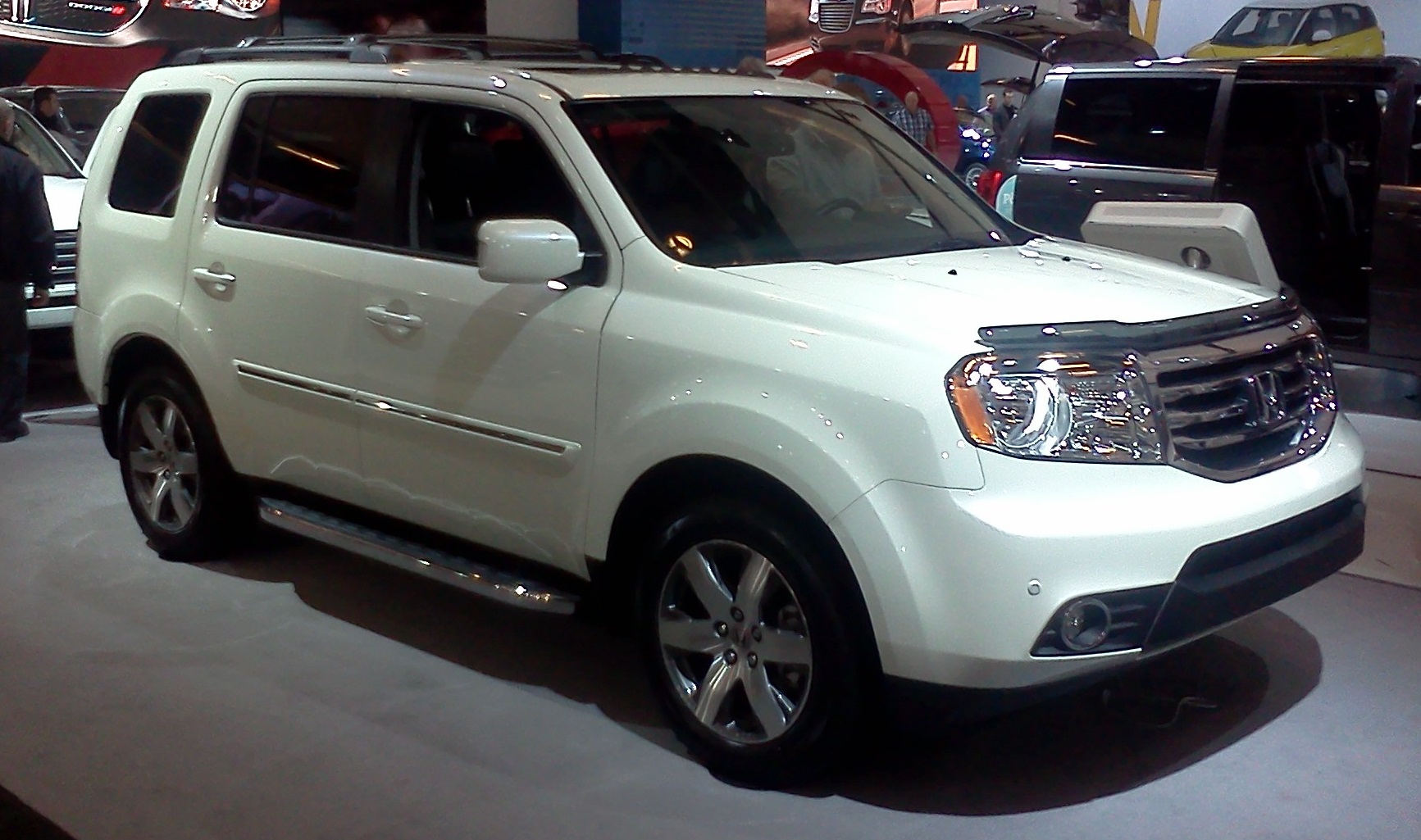 2014 honda pilot release date and price review engine for Honda odyssey pilot