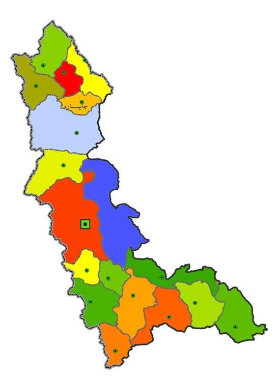 شهرستان چایپاره