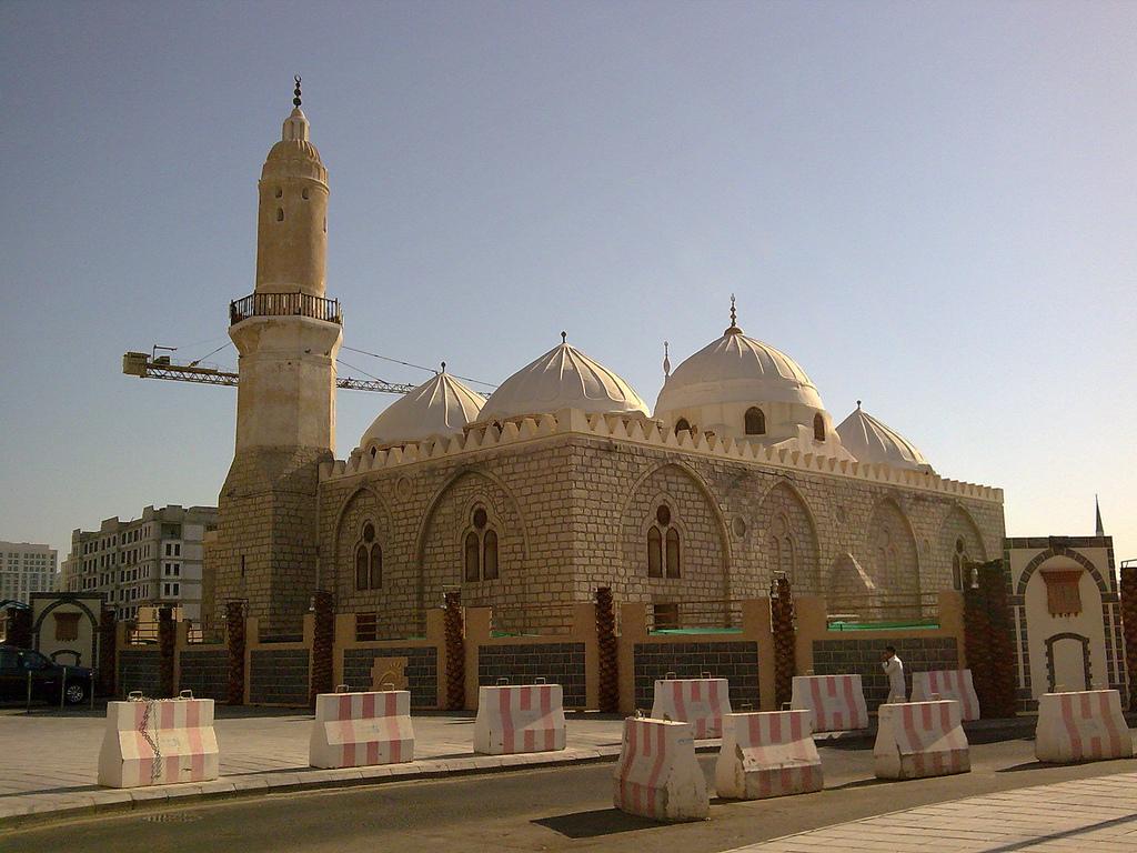 مسجد الغمامة ويكيبيديا