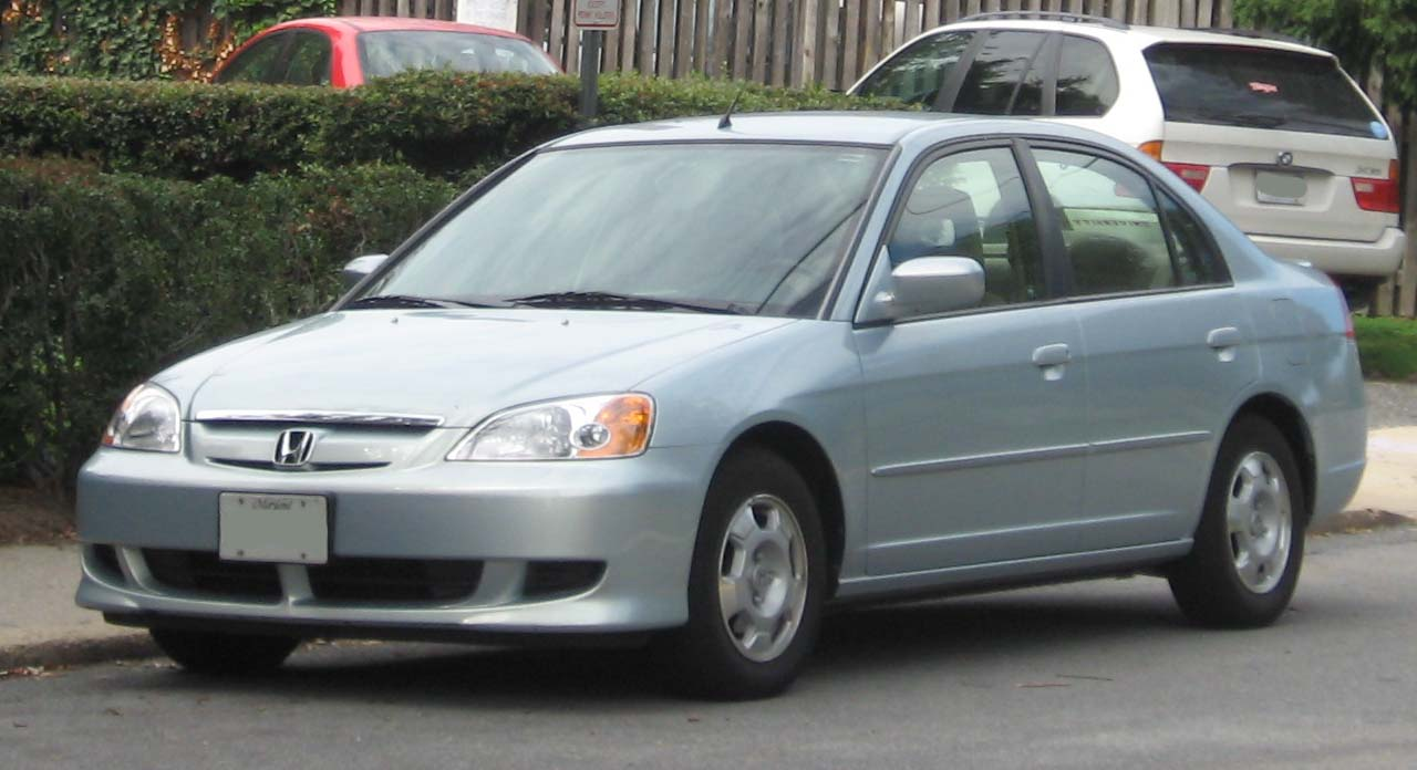Great File:03 Honda Civic Hybrid