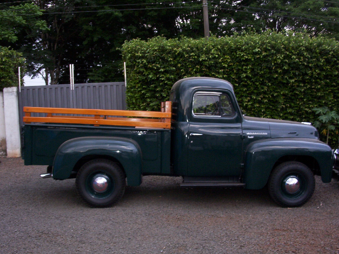 File 1954 International R110 Truck Jpg Wikipedia