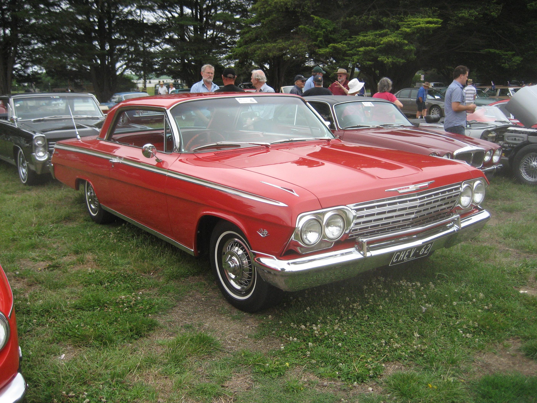 File1962 Chevrolet Impala 2 door Hardtop.jpg & File:1962 Chevrolet Impala 2 door Hardtop.jpg - Wikimedia Commons