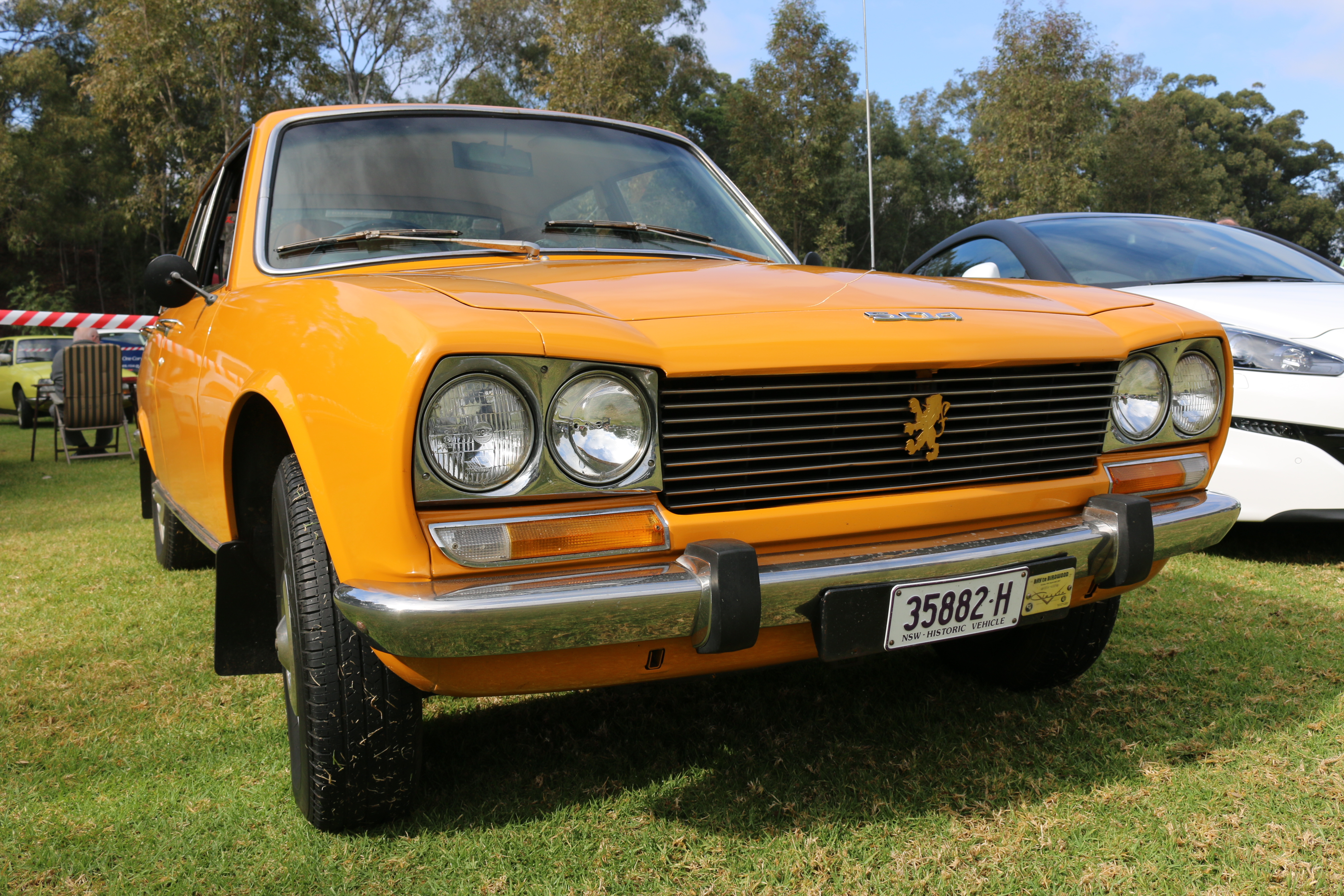 File 1974 Peugeot 504 Gl Sedan 28379110214 Jpg Wikimedia Commons