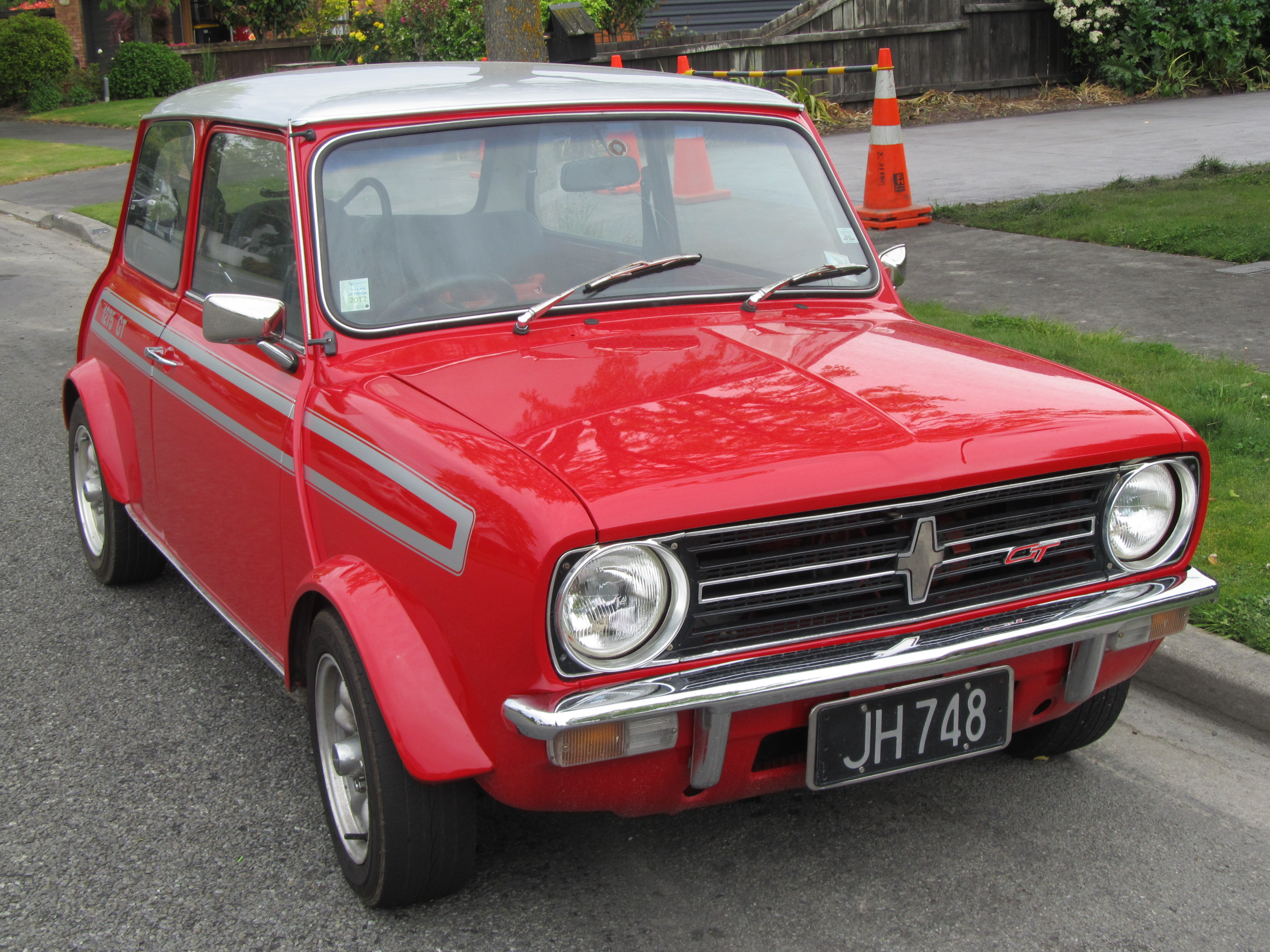 File:1979 Leyland Mini 1275 GT (8204496485).jpg