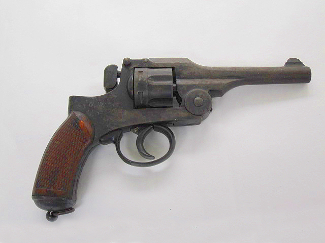 2002-10-2 Revolver, Japanese, Type 26