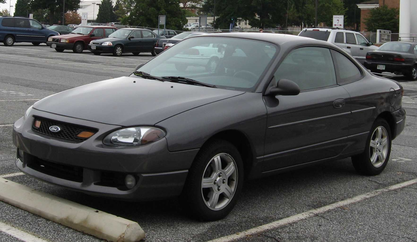 Ford ford zx2 : File:2003-Ford-ZX2.jpg - Wikimedia Commons