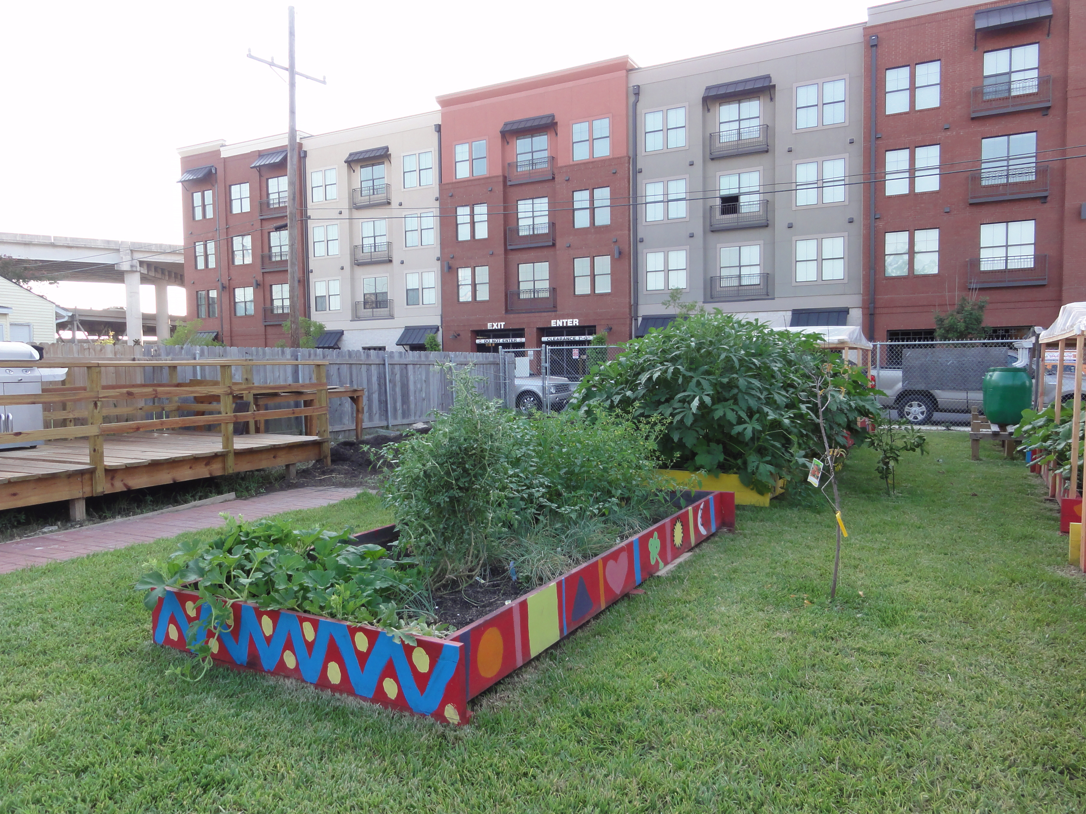 community gardens in new orleans