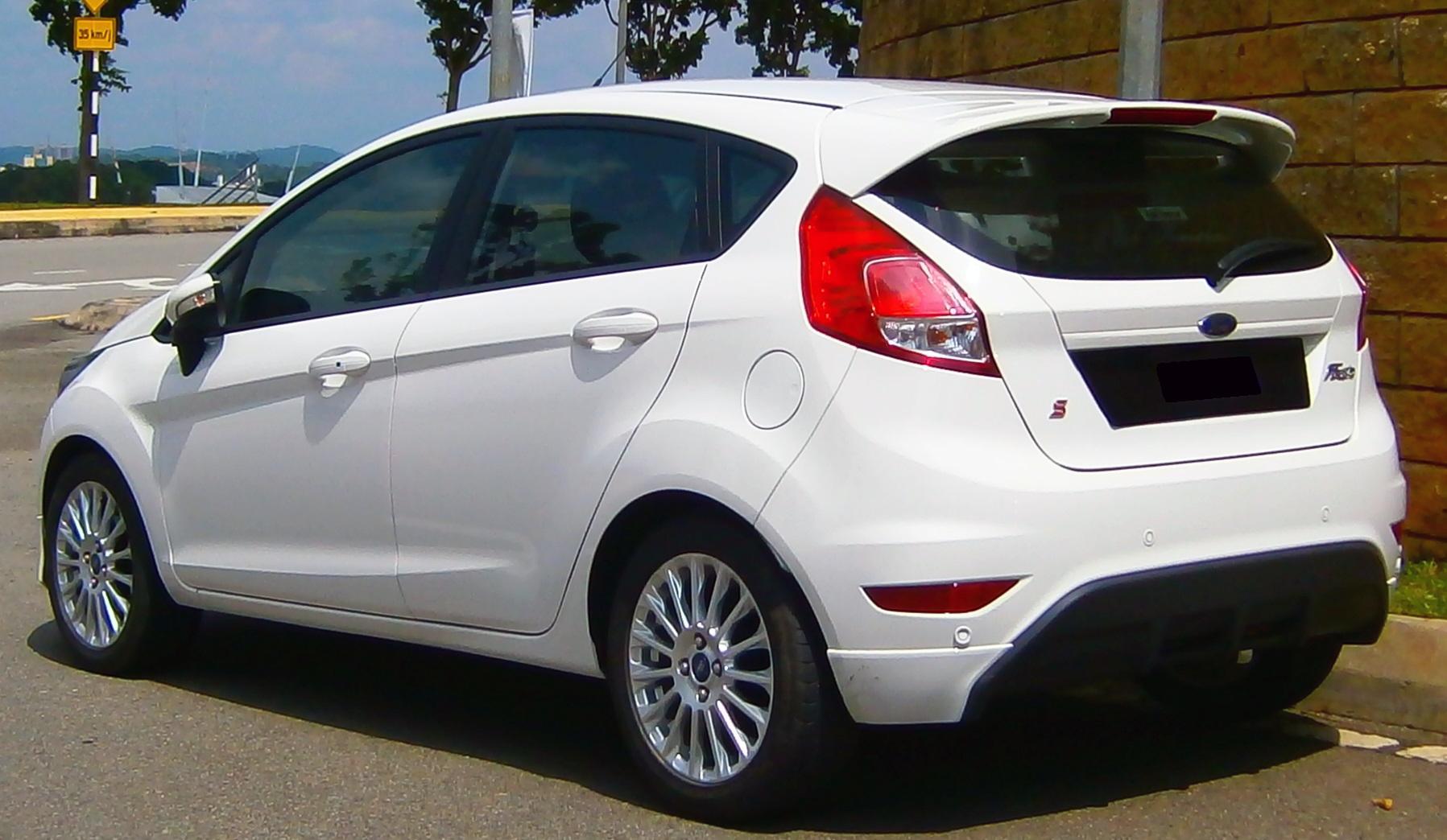 File 2013 Ford Fiesta Sport 1 5l In Cyberjaya Malaysia