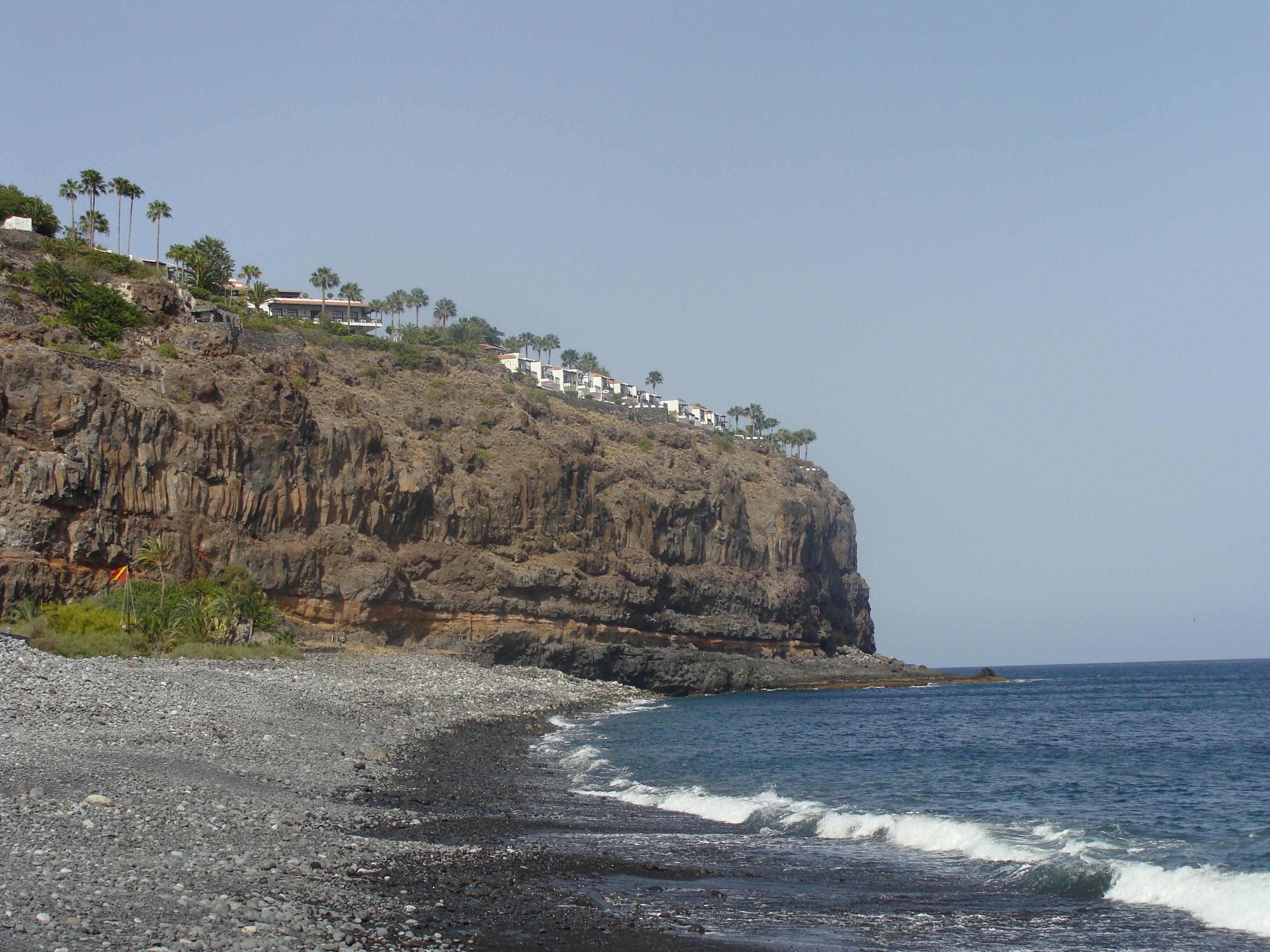 File 2015 la gomera 313 150629 playa de santiago hotel for Jardin tecina gomera