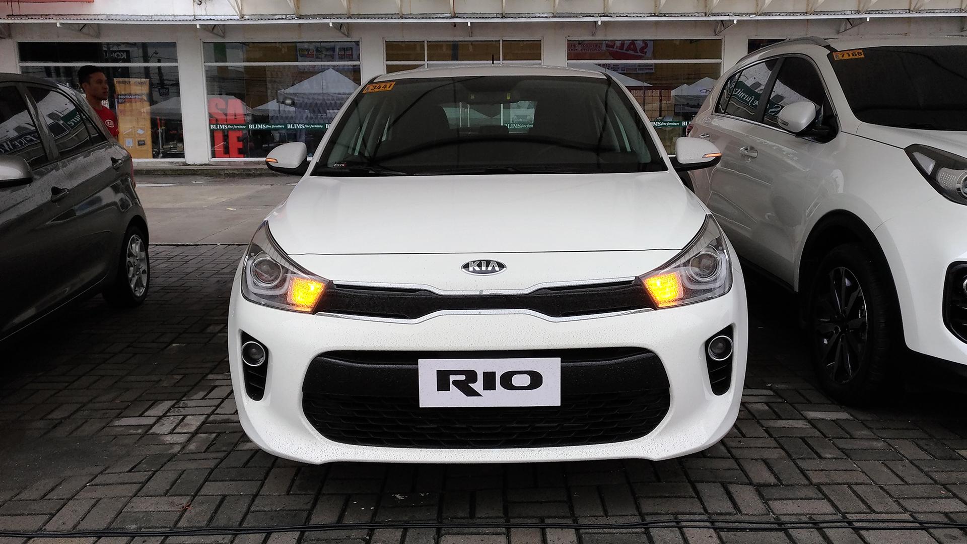 File:2018 - Kia Rio EX - Front jpg - Wikimedia Commons