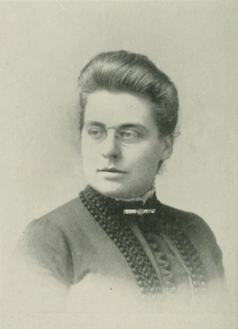 ANNIE LAURIE WILSON JAMES A woman of the century (page 426 crop).jpg