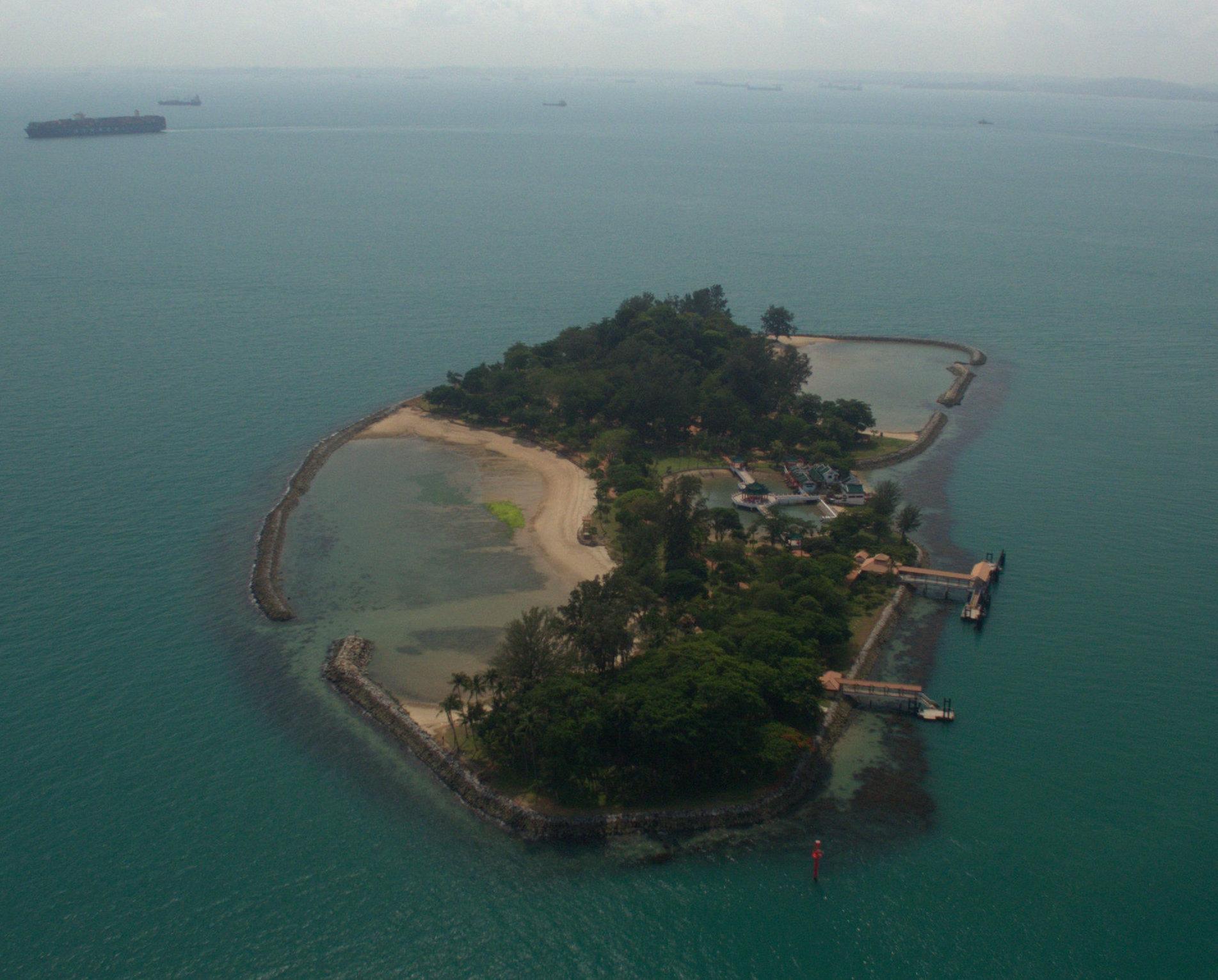 Aerial perspective of Kusu Island, Singapore. Shot in 2016.jpg