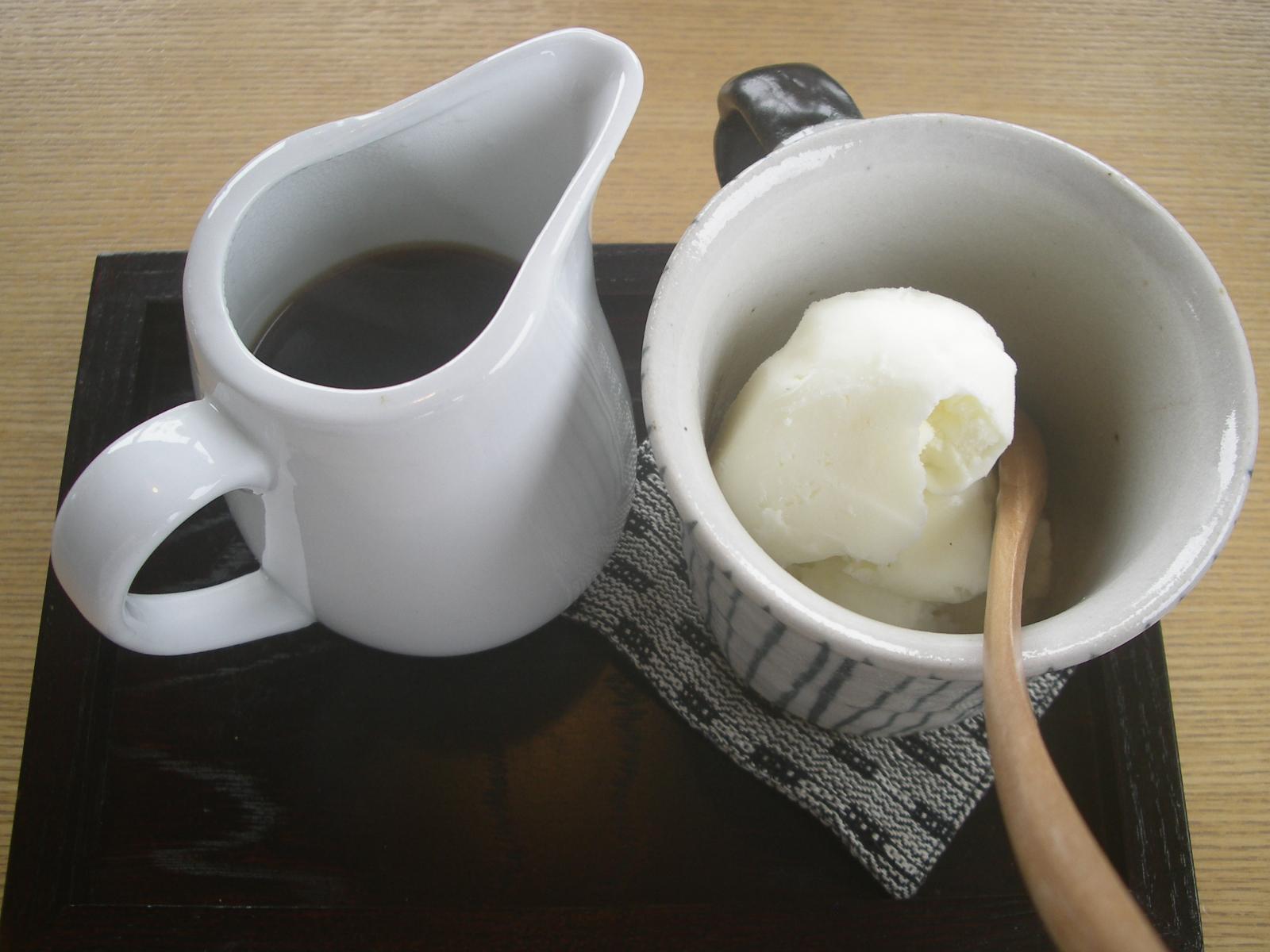 Coffee And Amaretto Layer Cake