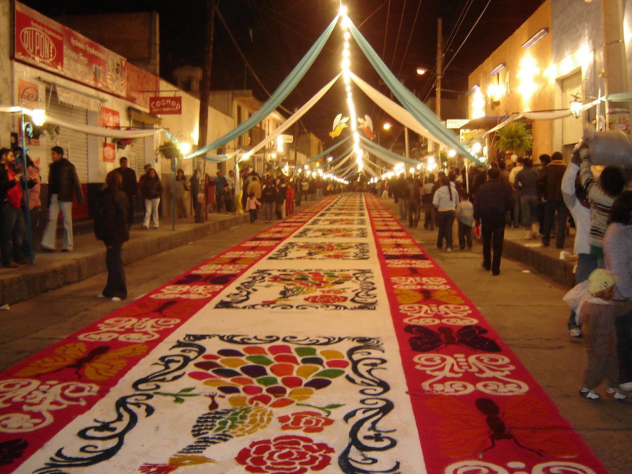 Feria De Huamantla Tlaxcala