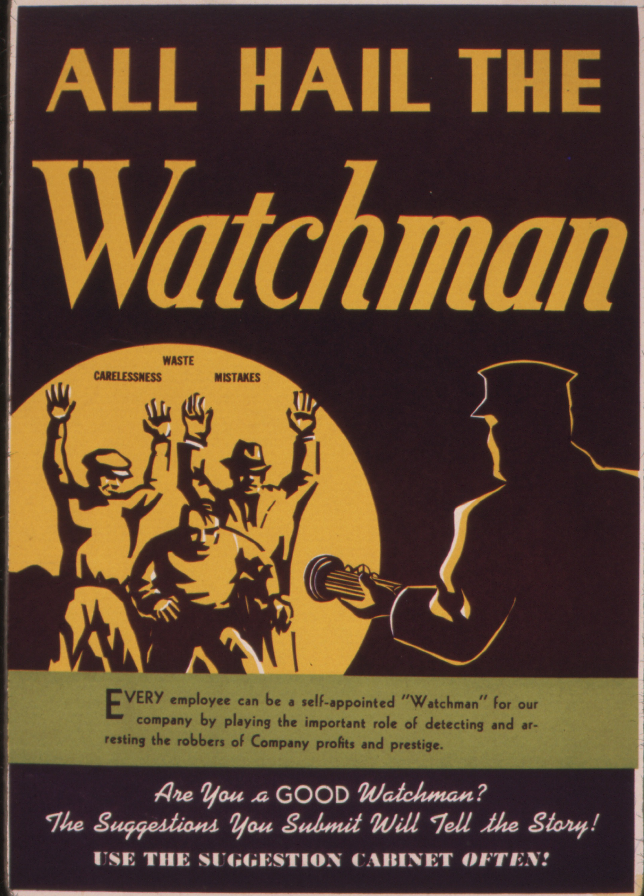 The Watchmans File