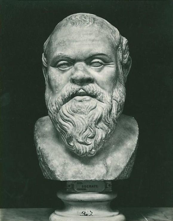 Anderson, Domenico (1854-1938) - n. 23185 - Socrate (Collezione Farnese) - Museo Nazionale di Napoli.jpg