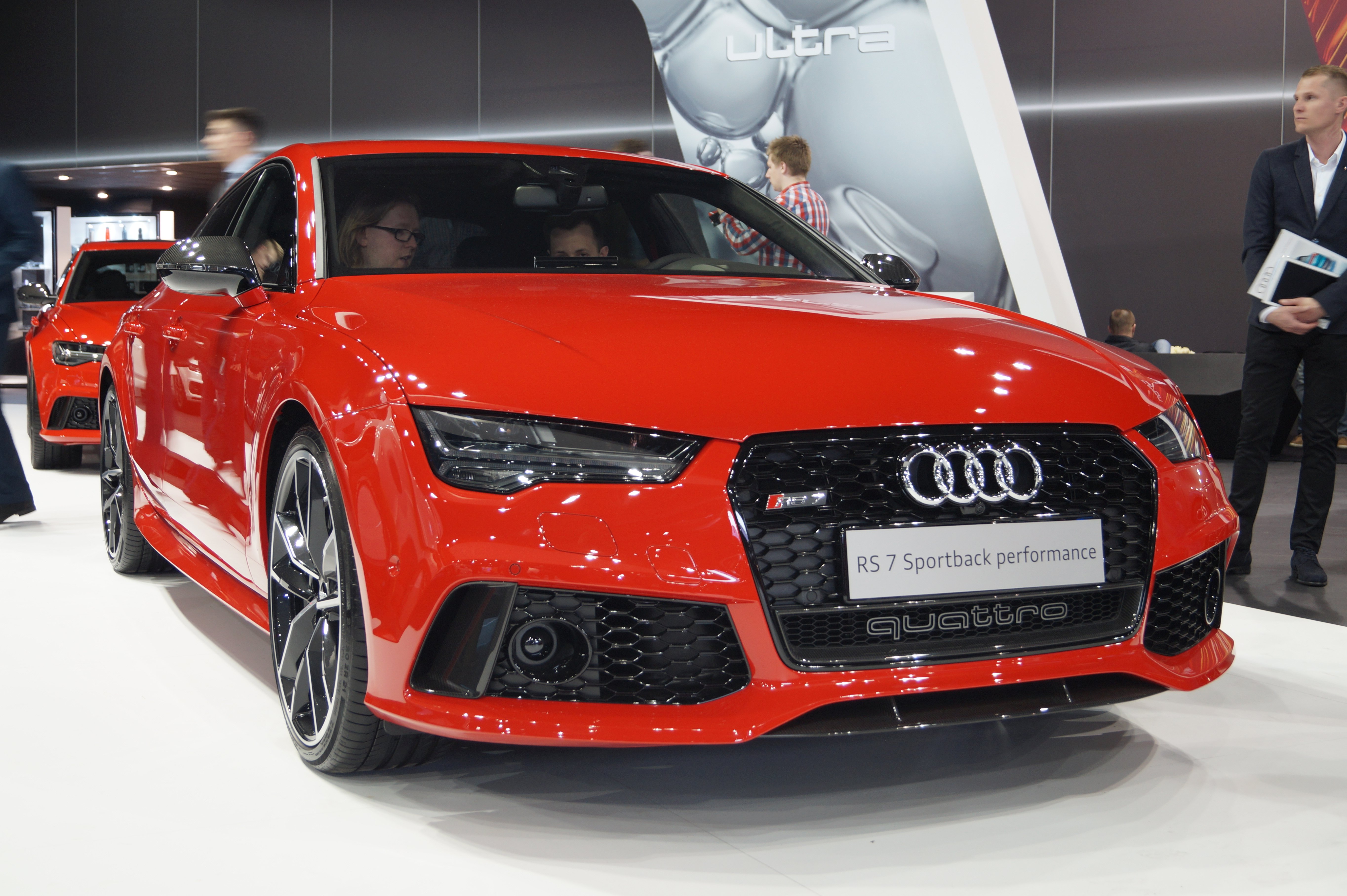 Liste der Audi S und RS Modelle Wikiwand