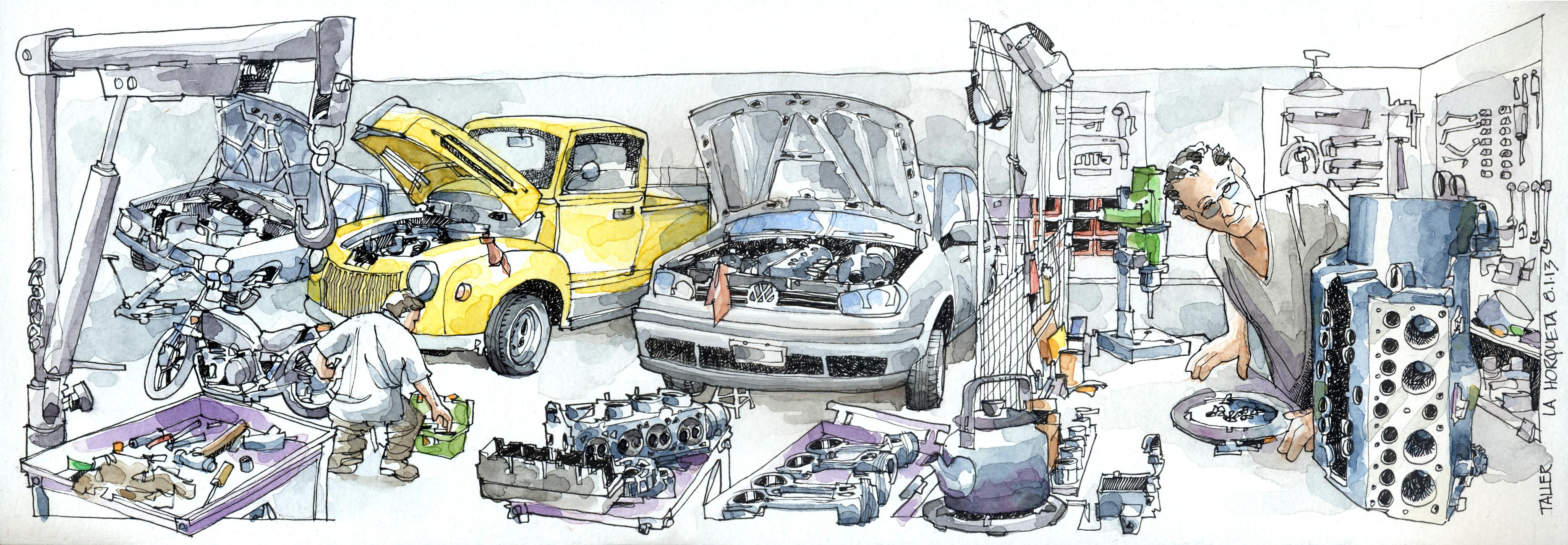 Nullelite694 Auto motor repair