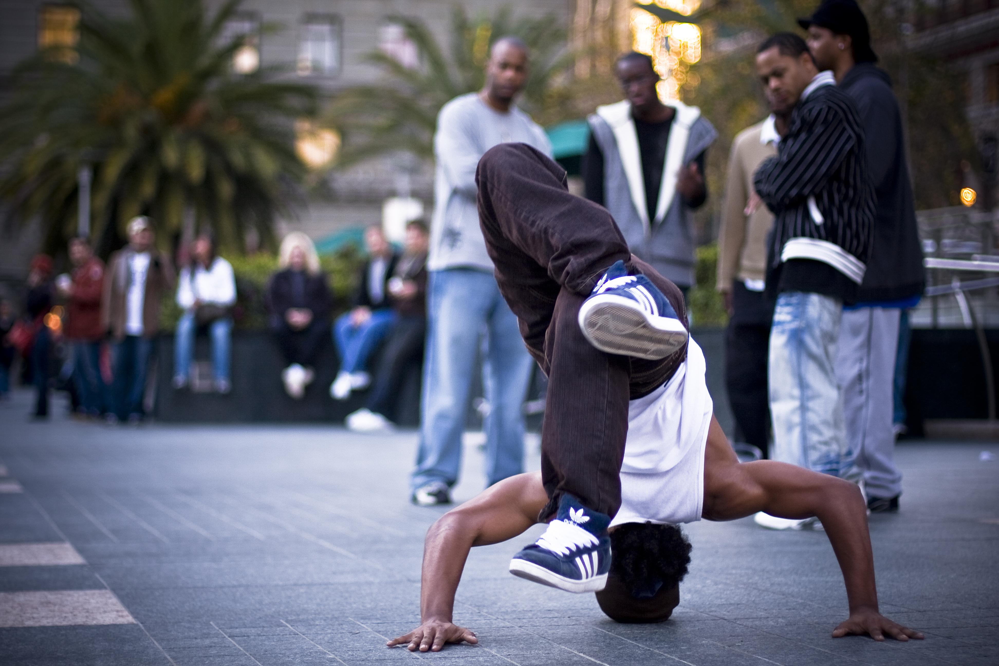 Black Kid Dancing Like Michael Jackson