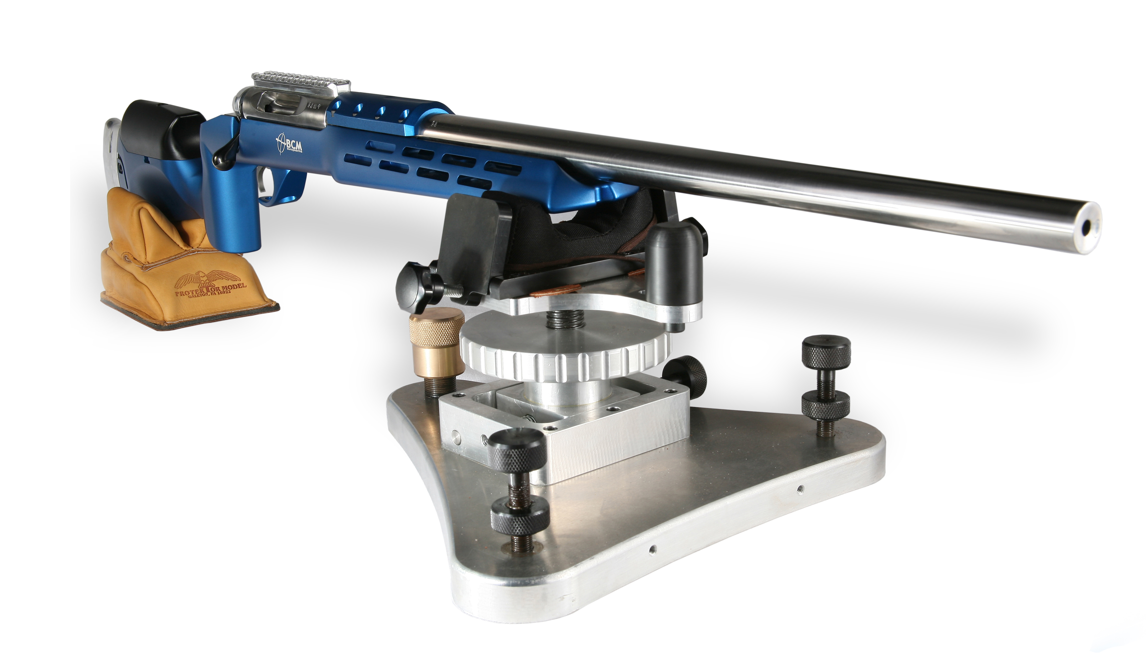 folding inuse byallen shooters with com rest bench product firearm collins ft shooter s