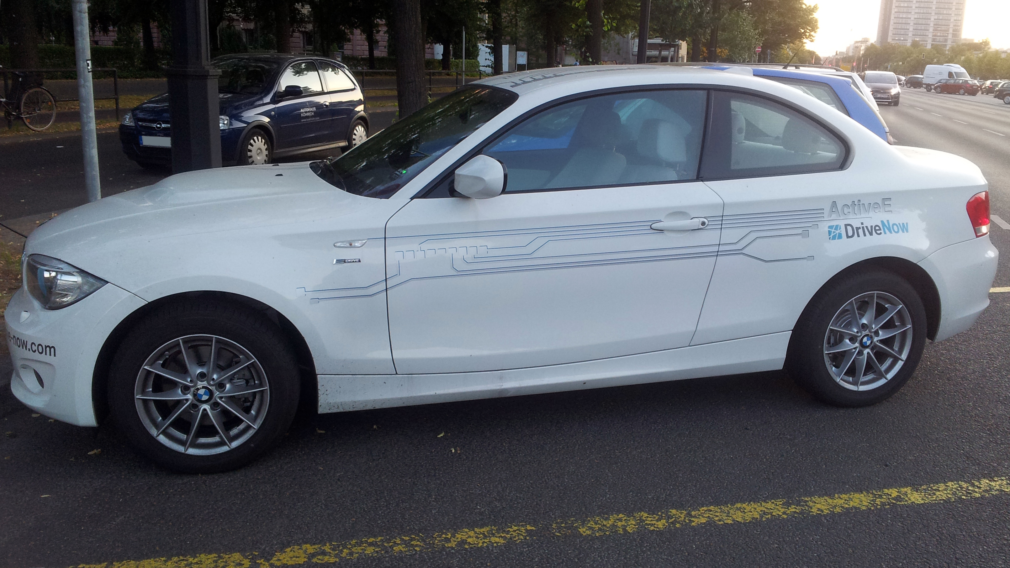 BMW ActiveE #