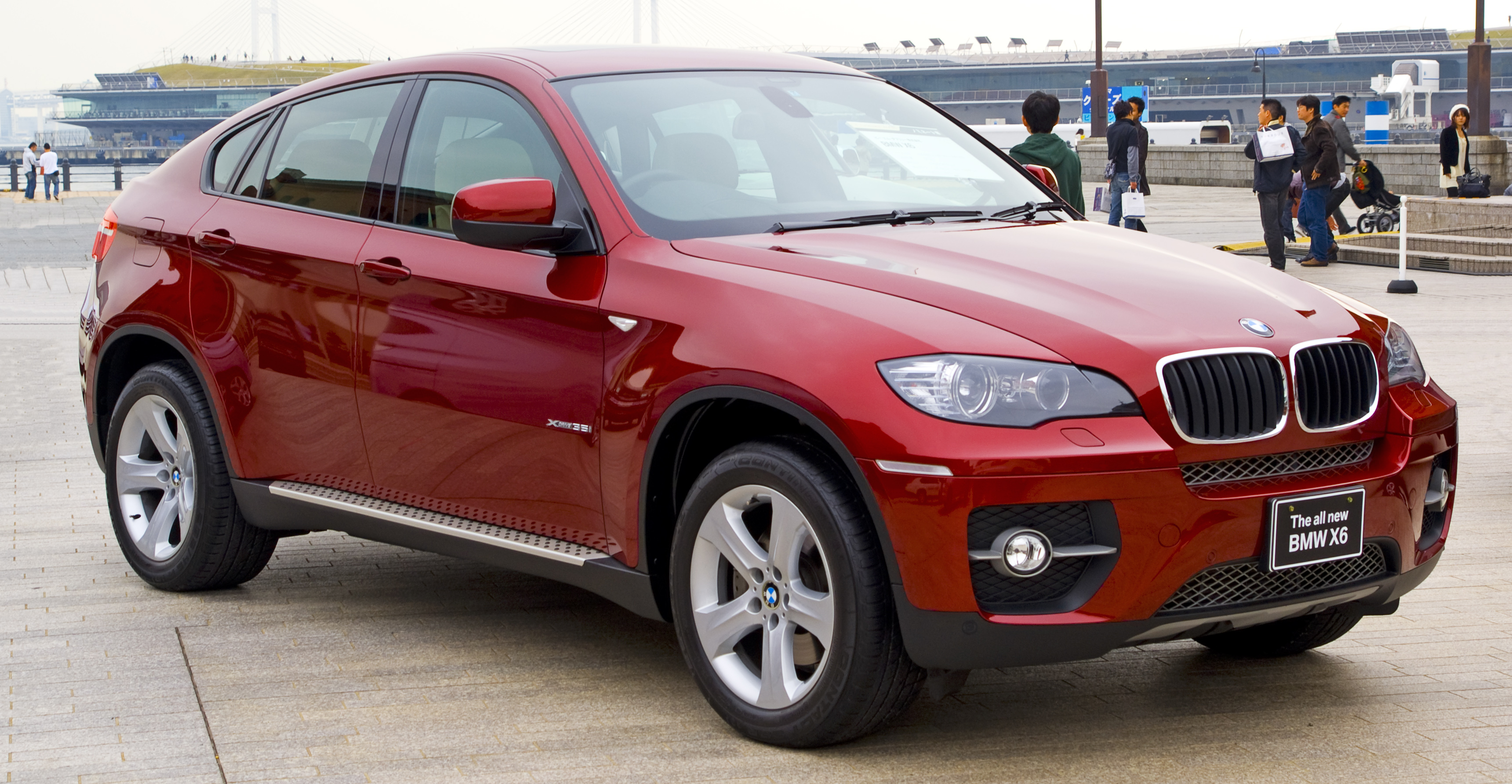 File Bmw E71 X6 Xdrive35i 01 Jpg Wikimedia Commons