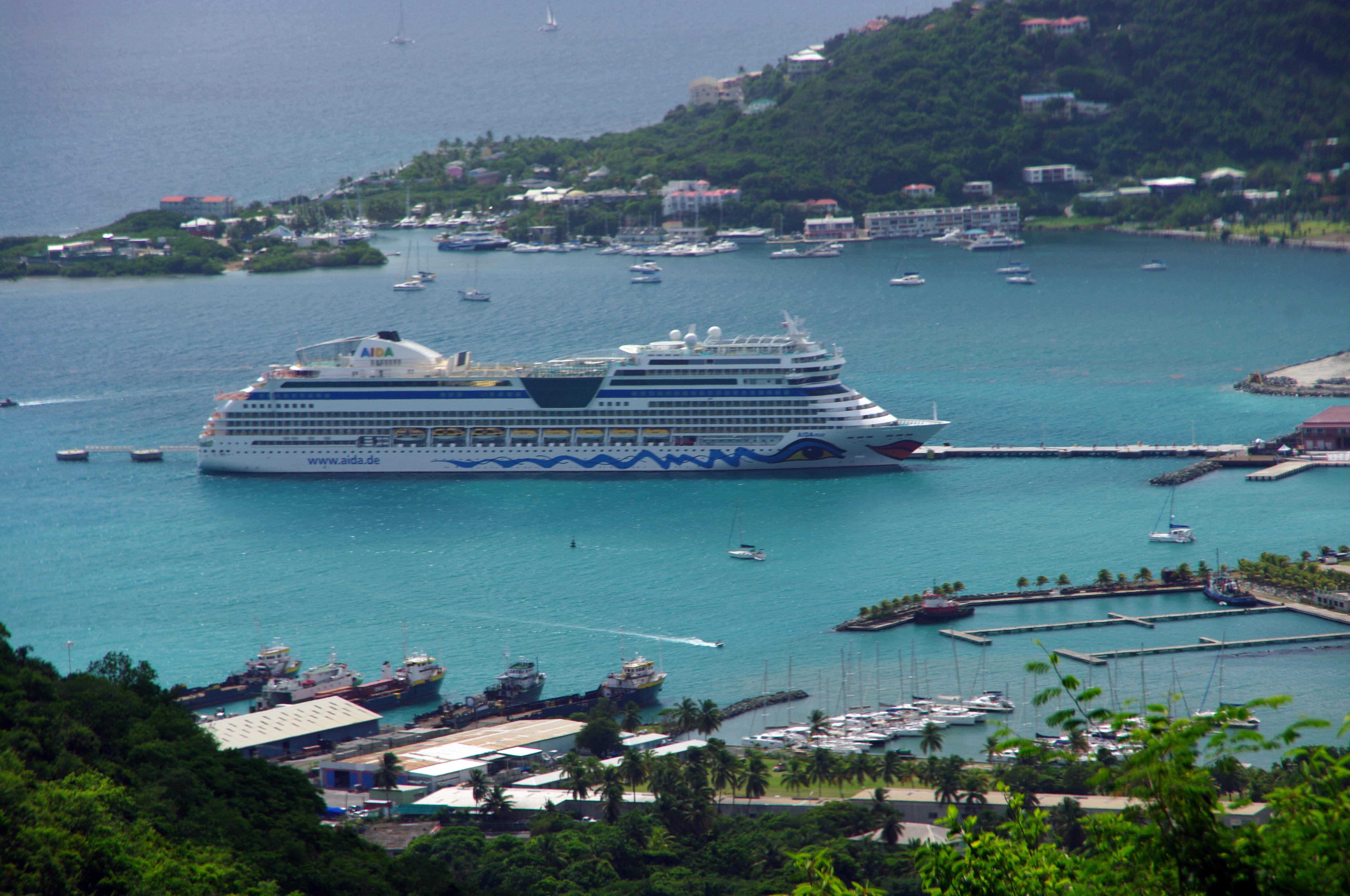 Transform Virgin Islands
