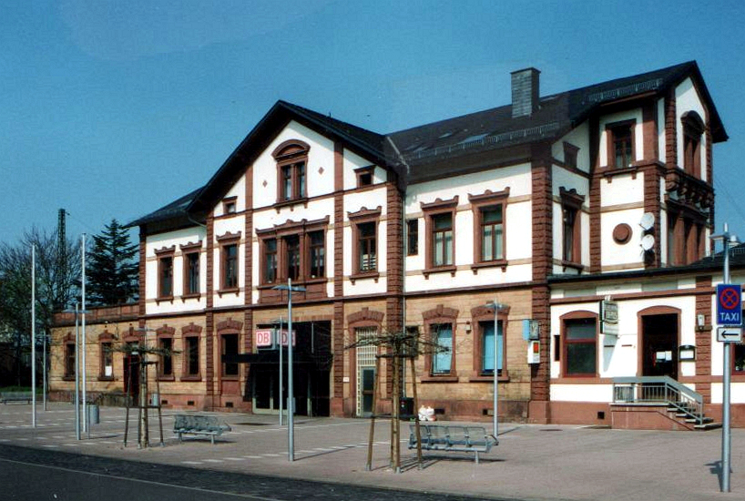 bahnhof st ingbert wikipedia. Black Bedroom Furniture Sets. Home Design Ideas