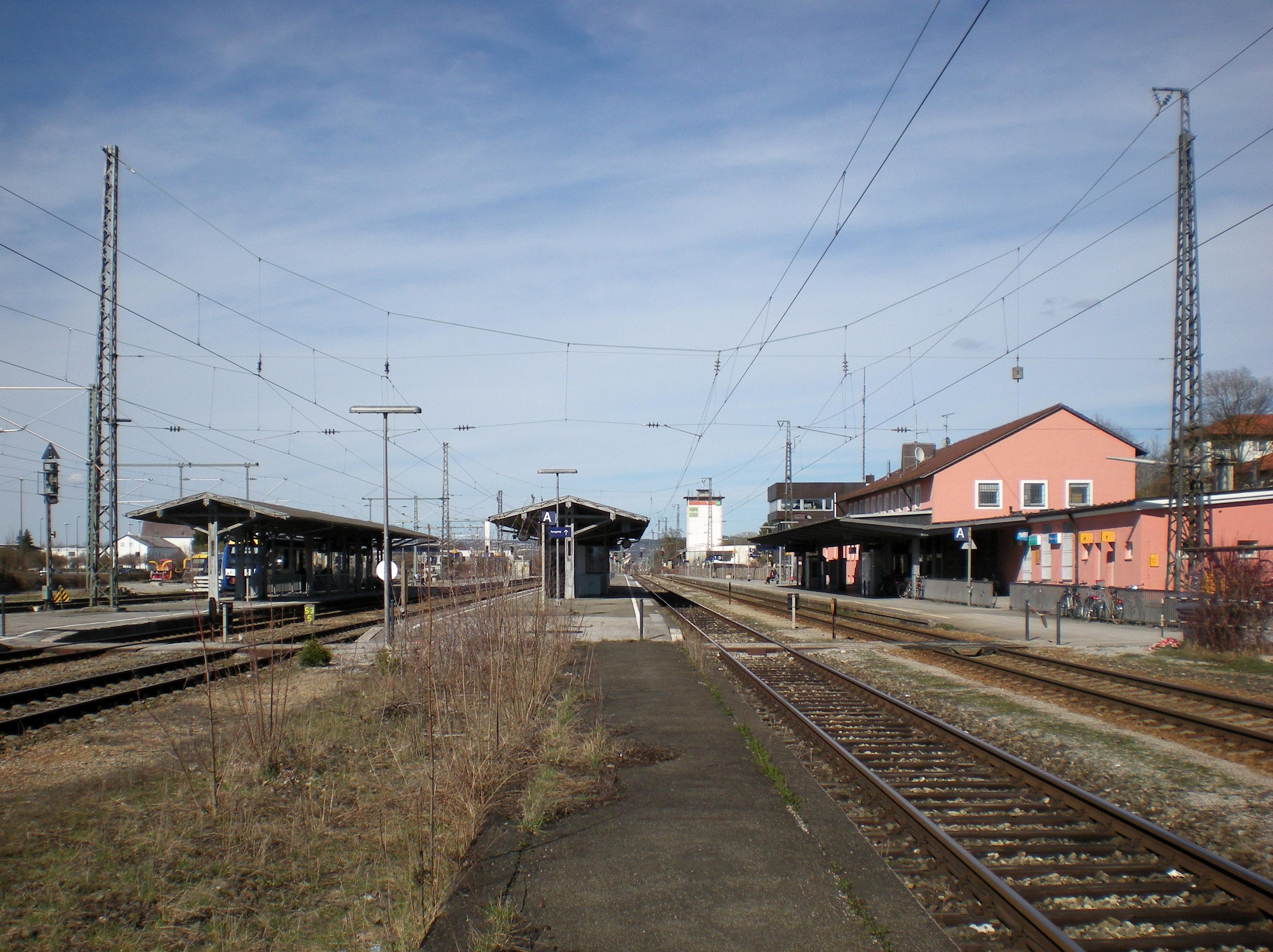weilheim oberbay station wiki everipedia