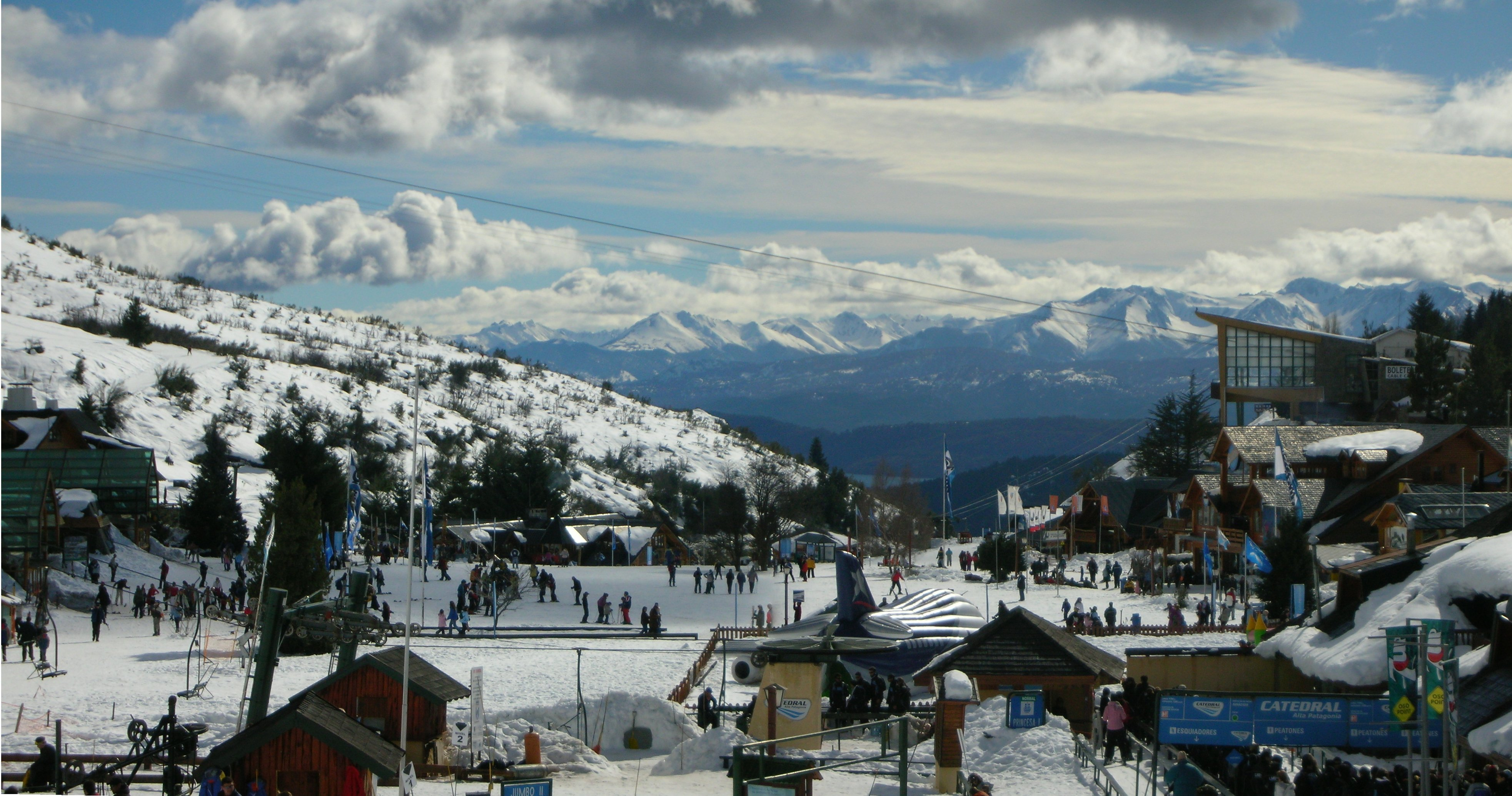 Ville de ski datant