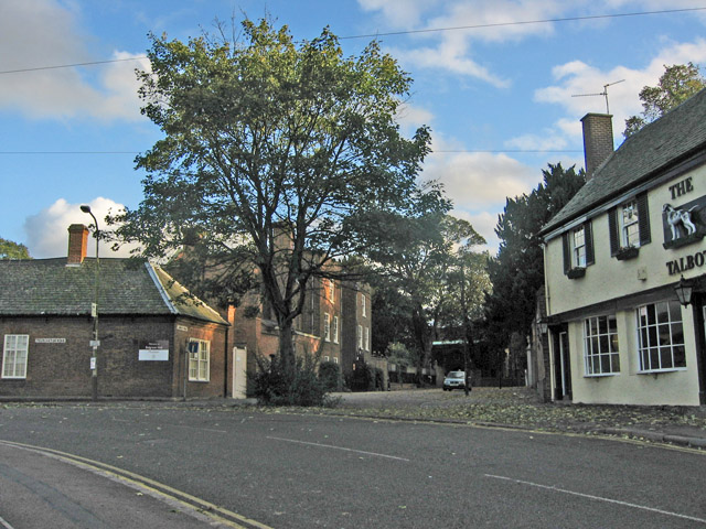 Dom Belgrave Hall