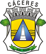 Official seal of Cáceres
