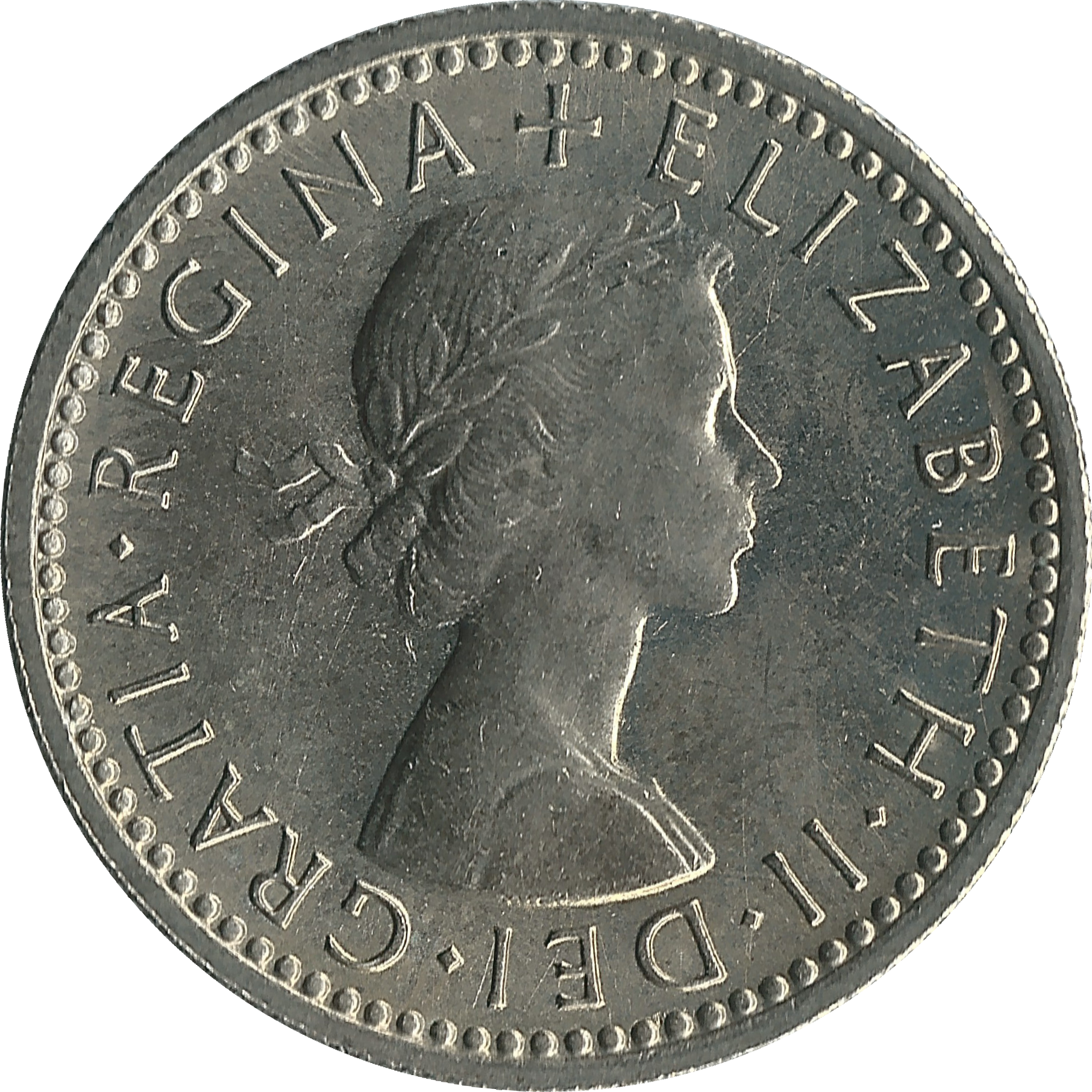 Sixpence British Coin Wikipedia