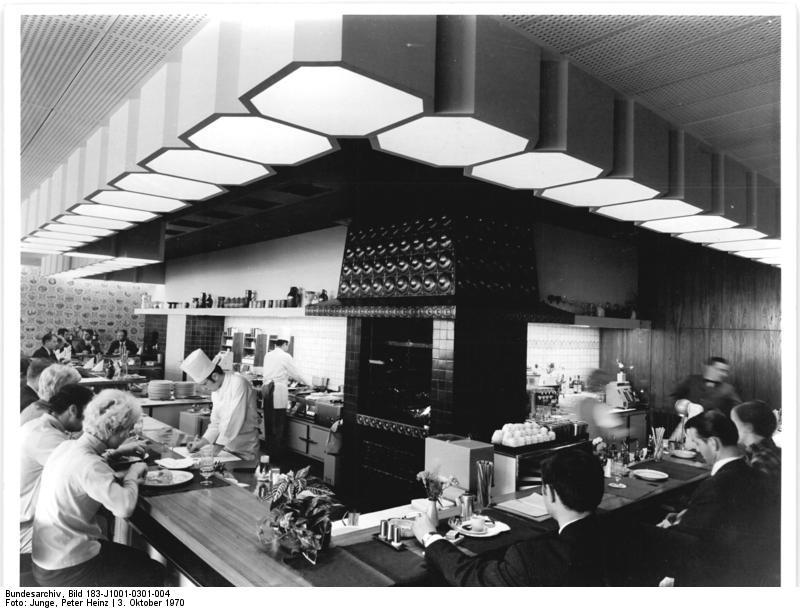 Berlin Hotel Restaurants