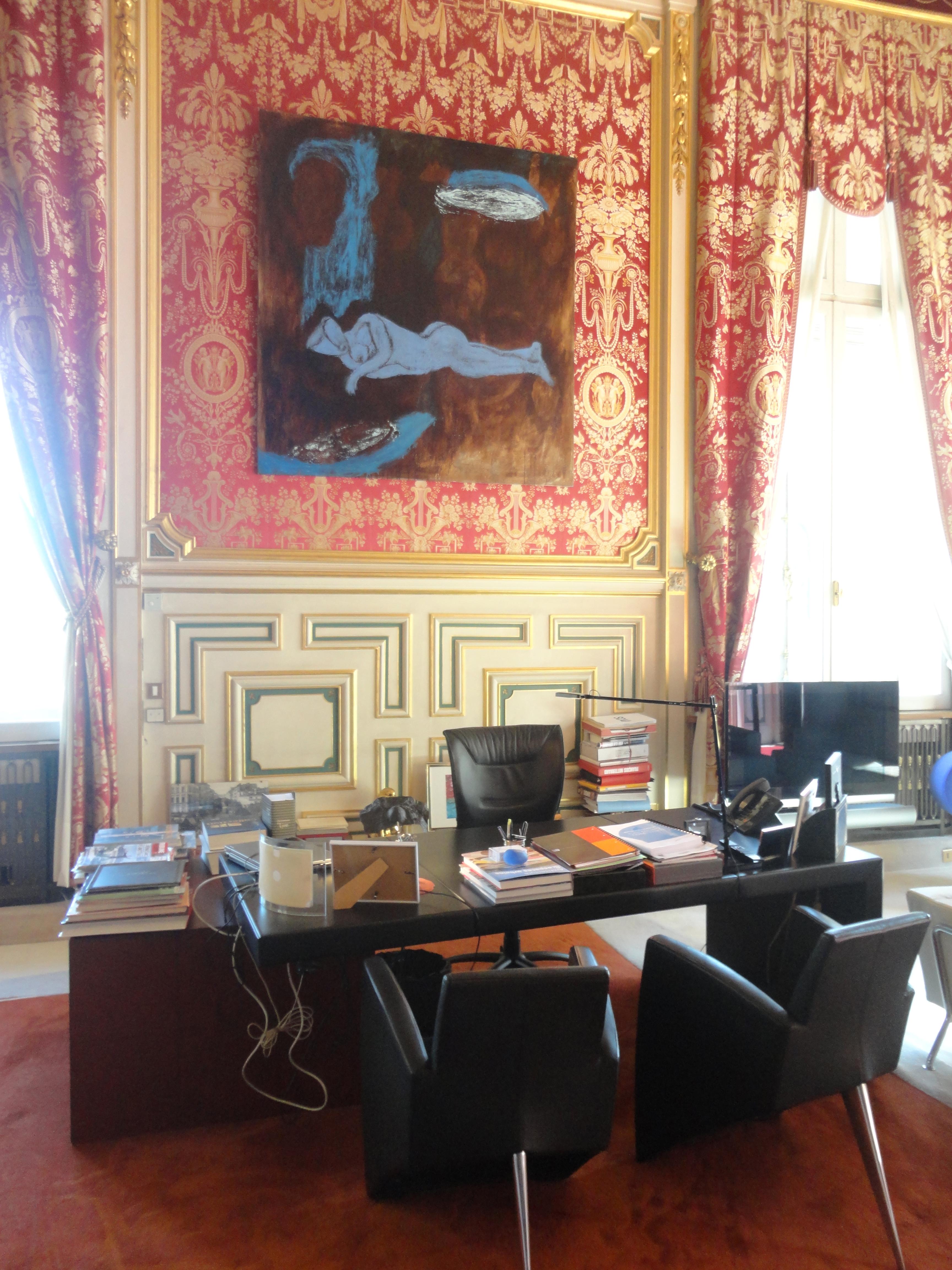 file bureau maire lyon 2 jpg wikimedia commons. Black Bedroom Furniture Sets. Home Design Ideas
