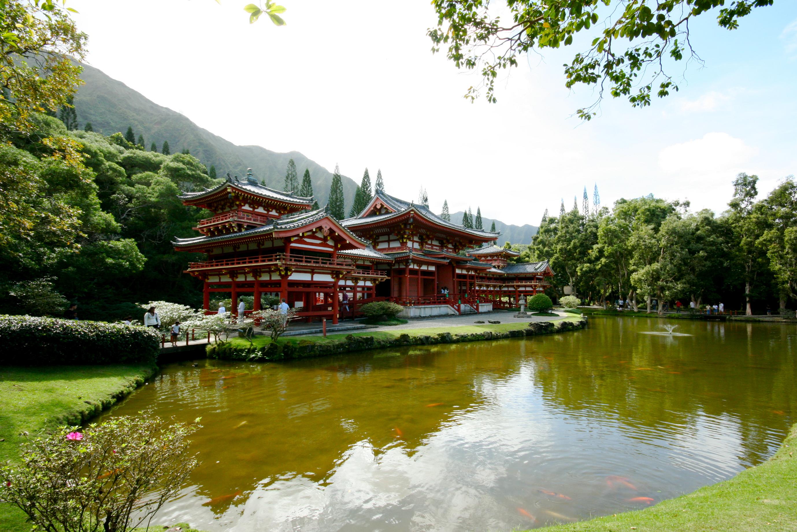 File:Byōdō-in Tempel im Tal der Tempel.jpg - Wikimedia Commons
