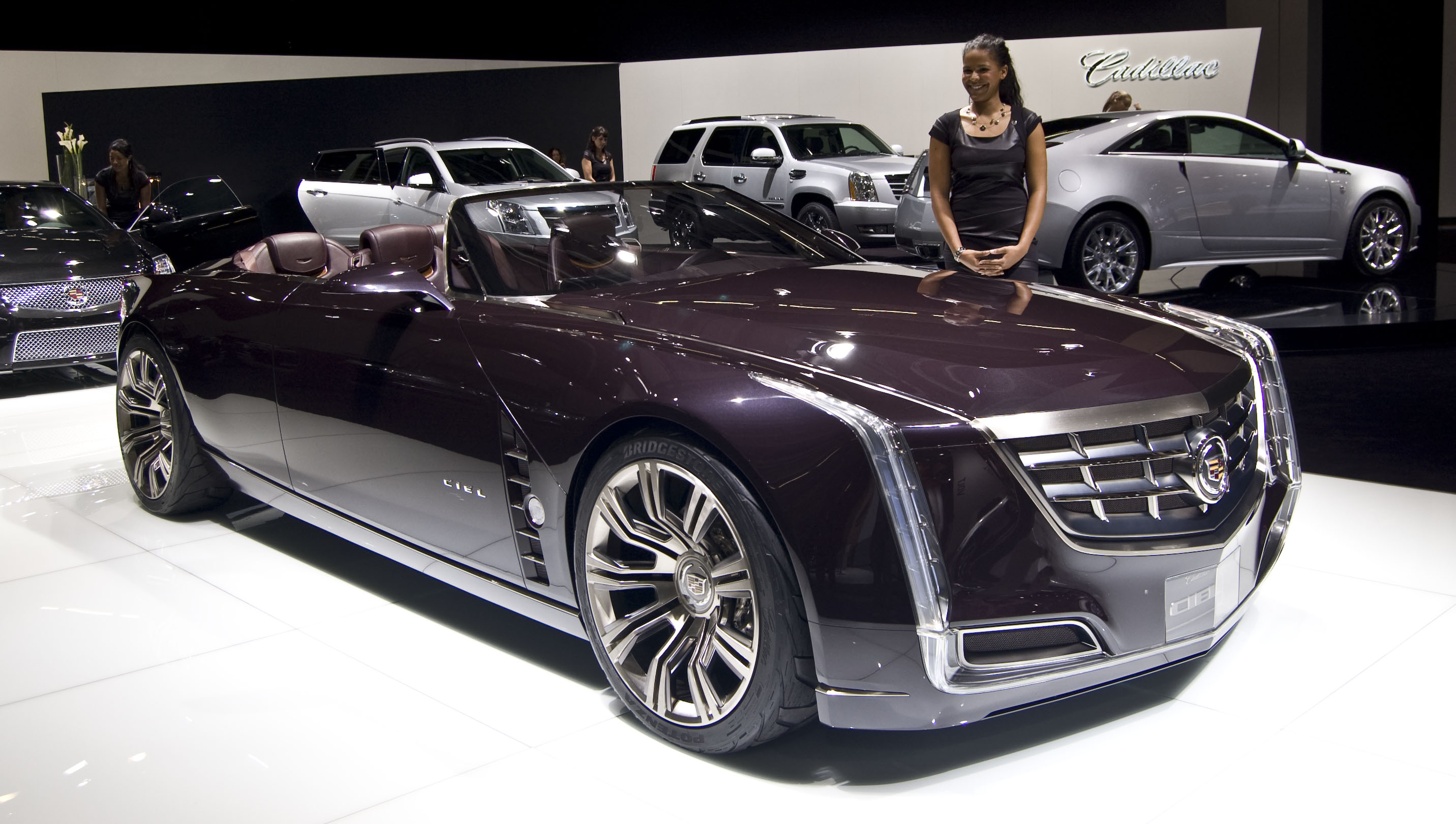 Cadillac Ciel Price >> [Fan Question] Who would like to see a replica of the Regalia(Player Car) in the real world ...