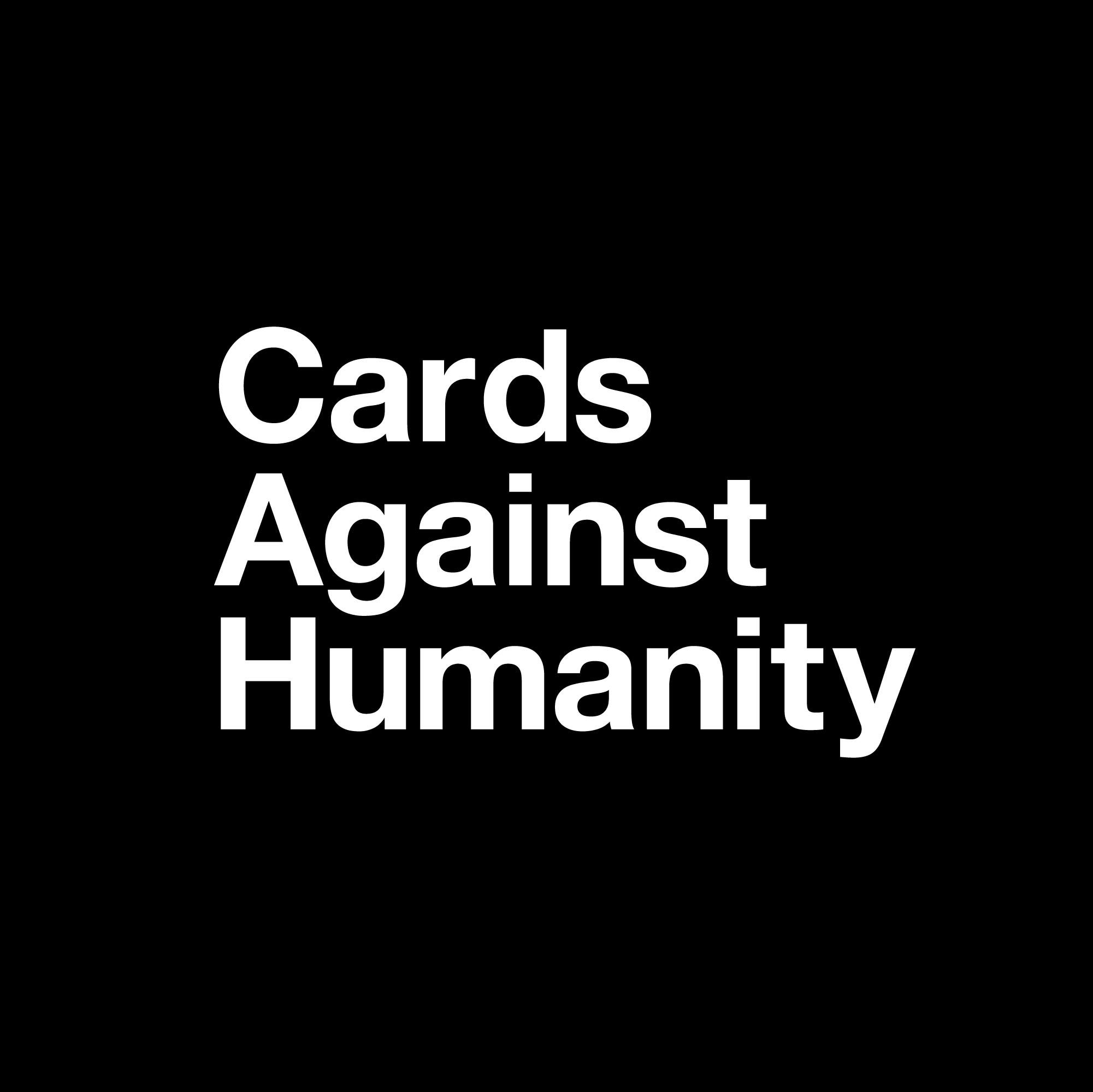 Picture of a game: Cards Against Humanity