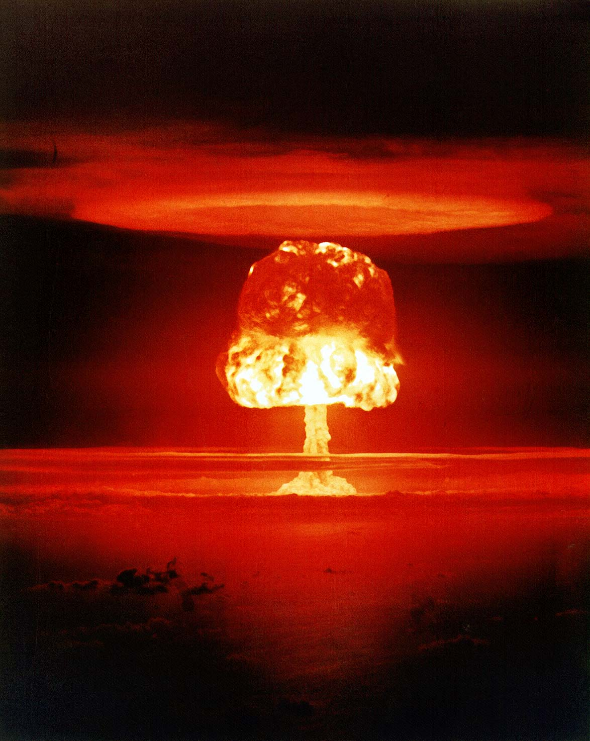 the debate over the real objectives of the atomic bombing of japan in 1945 Truman's horrible mistake to use the atomic  essay about the debate over truman's use of the atomic  downplays the very real risk invading japan posed.